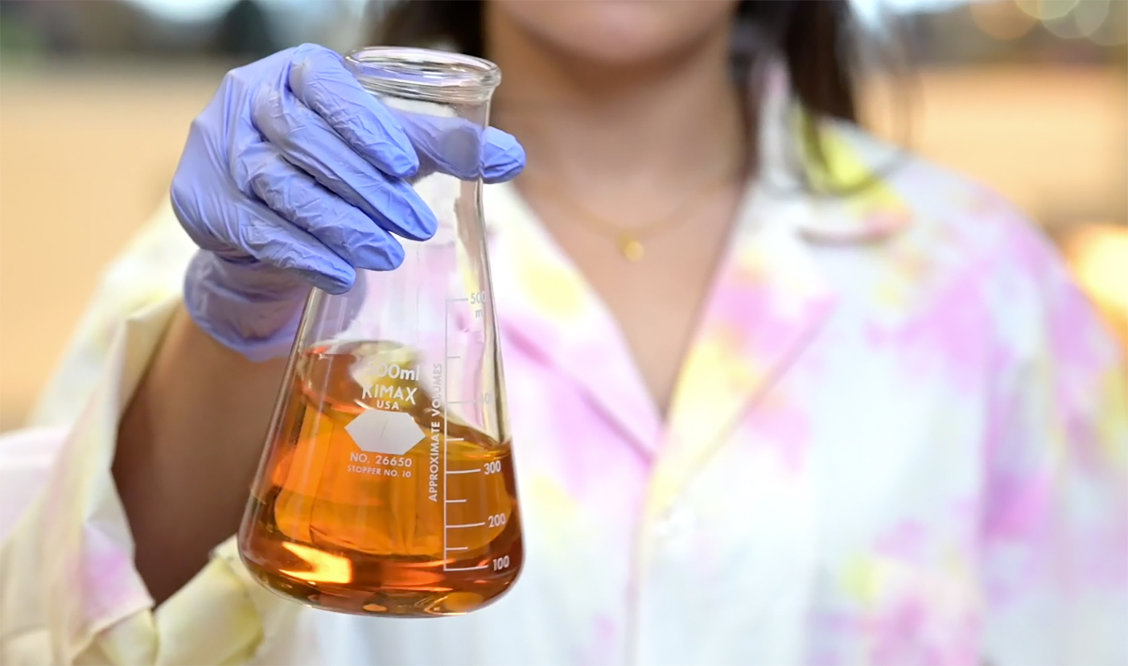 A new use for McDonald's used cooking oil: 3D printing