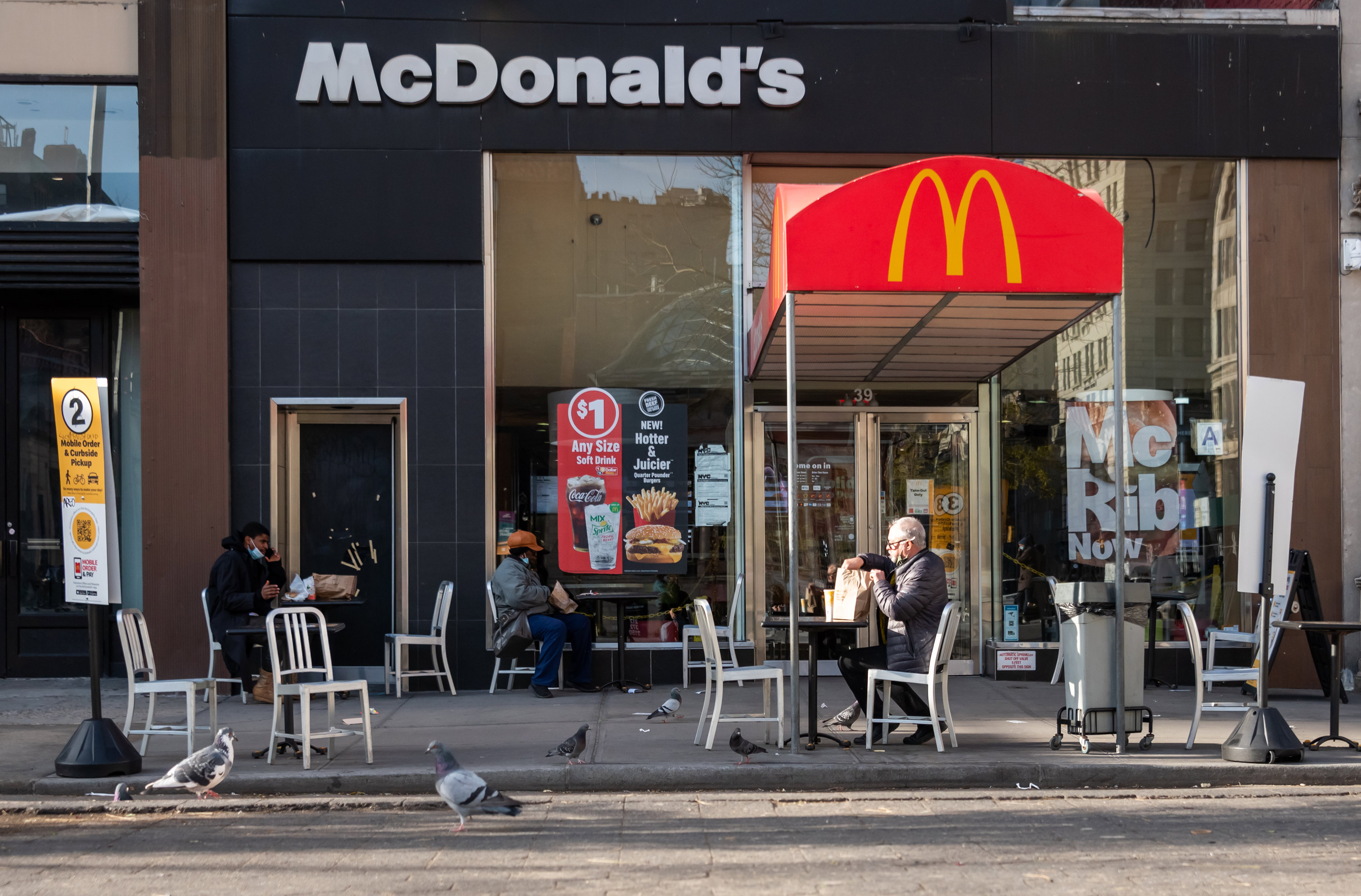 McDonald's finally announces when its new loyalty program will launch