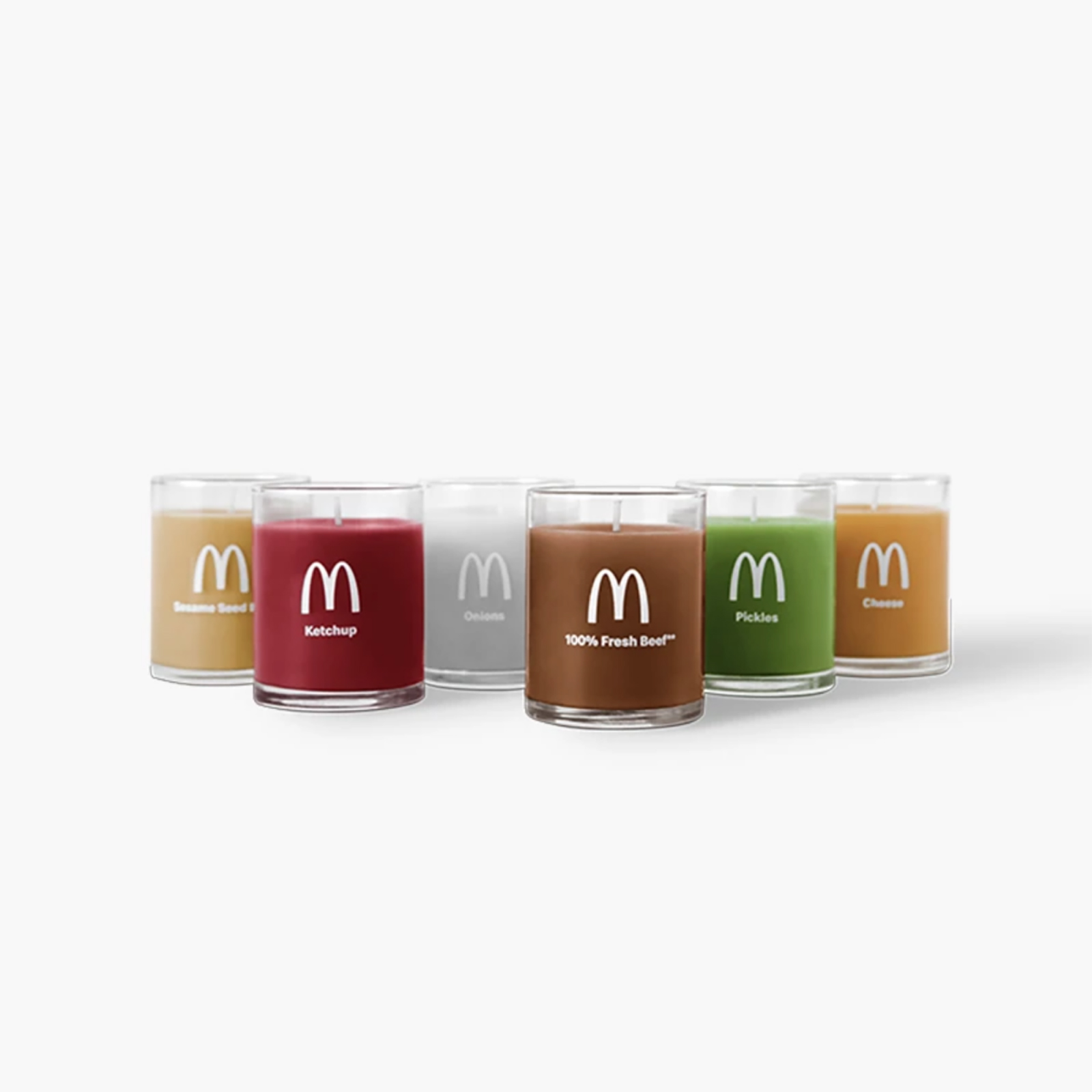 McDonald's is making scented candles that smell like your favorite Quarter Pounder ingredients