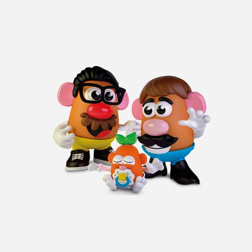 Image for Mr. And Mrs. Potato Head Are Going Gender Neutral