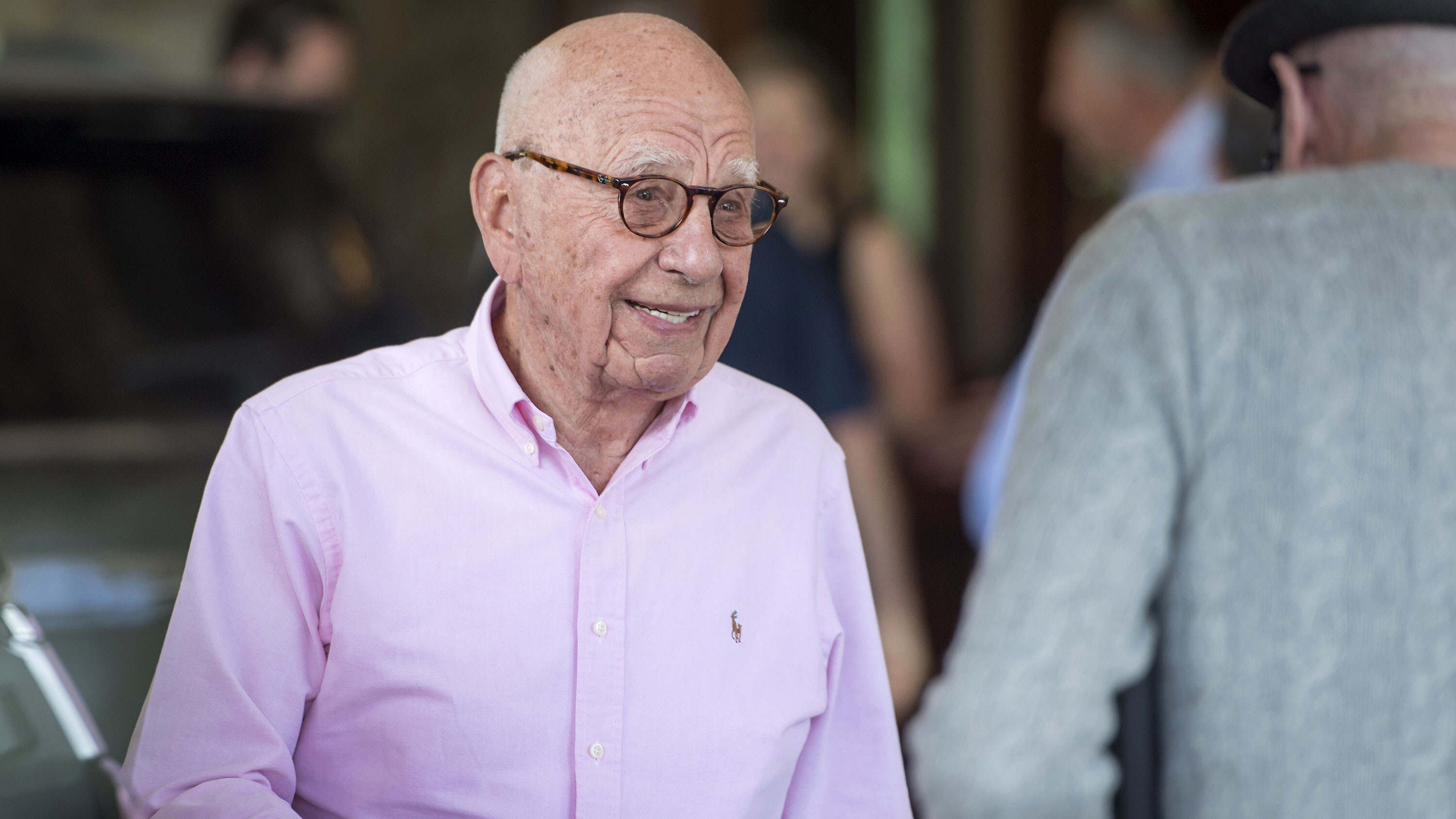 Rupert Murdoch is letting his media empire spread January 6 and election conspiracy theories