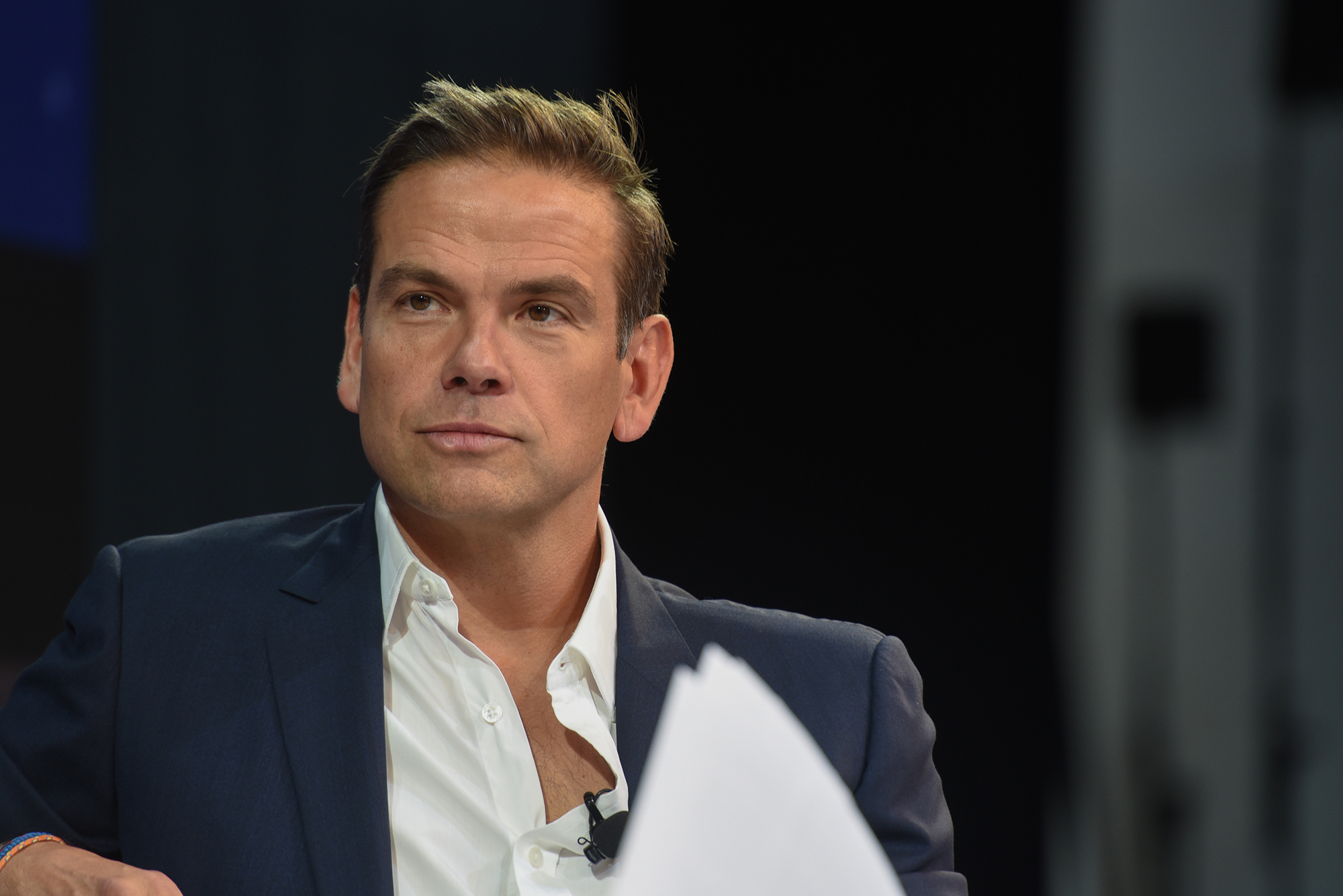 Lachlan Murdoch dismisses ADL complaint, says Fox sees no problem with Tucker Carlson's 'replacement theory' remarks