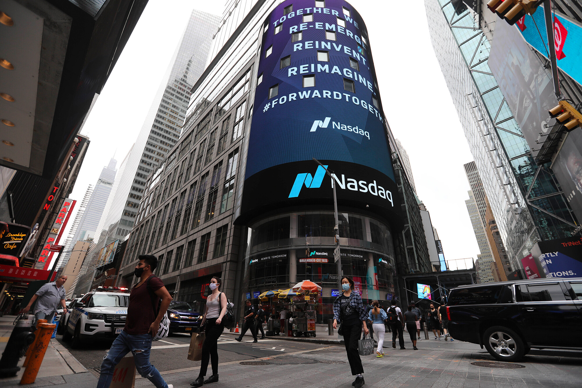 Nasdaq's plan to boost diversity on corporate boards gets SEC approval