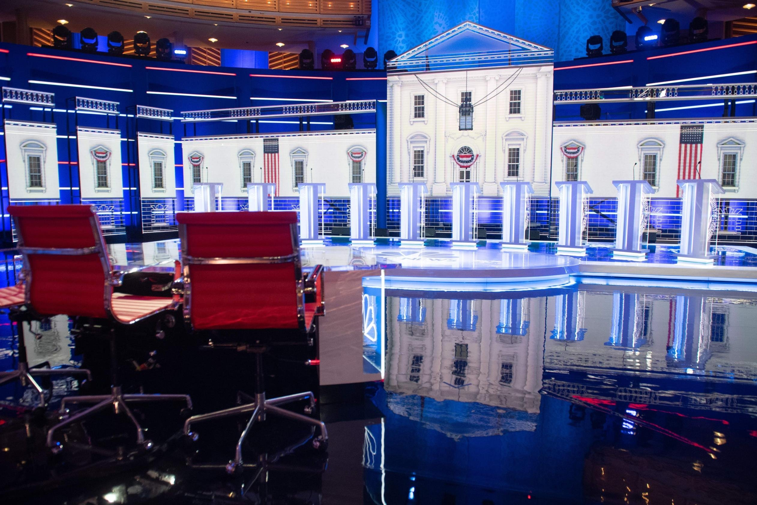 Our debate TV predictions: Can the Democrats score ratings points in the age of Trump?