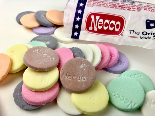 Image for Necco Wafers make their triumphant return 2 years after the factory that made them closed its doors