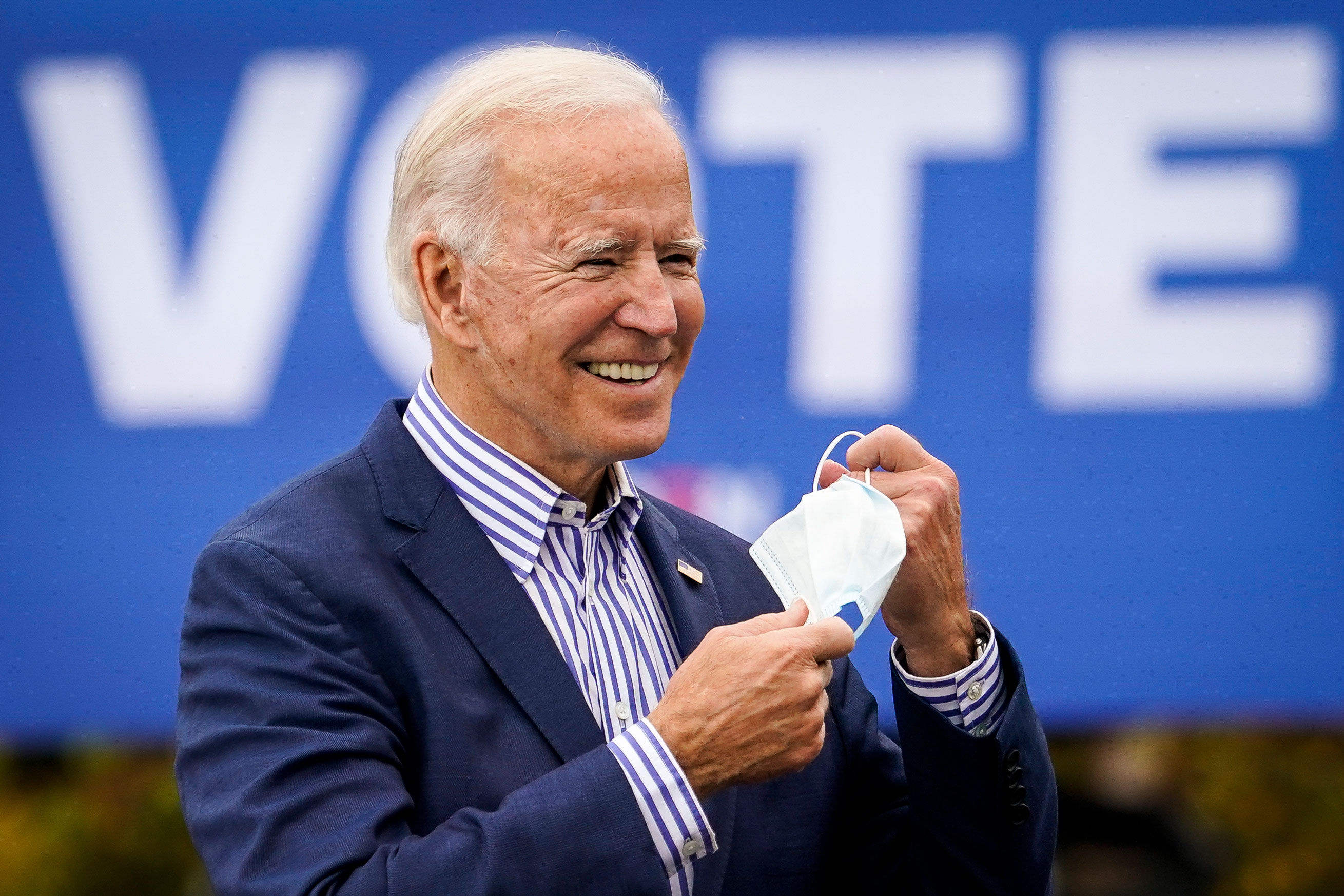 Conservative New Hampshire paper backs Biden — its first Democratic endorsement in 100 years