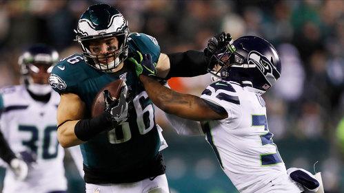 Image for NFL's Wild Card weekend brings in biggest viewership in 4 years
