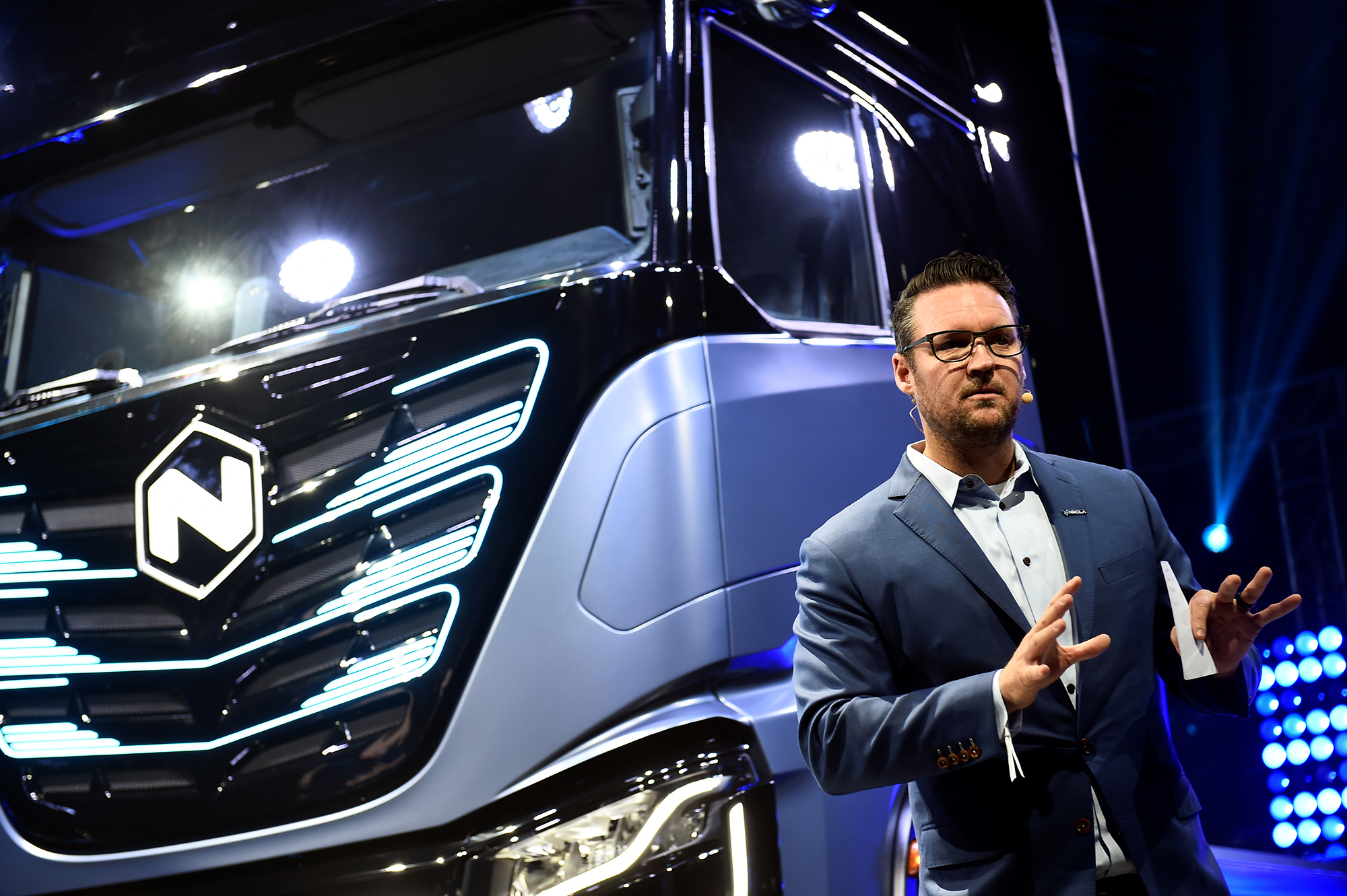 Nikola: Former executive chairman misled investors numerous times