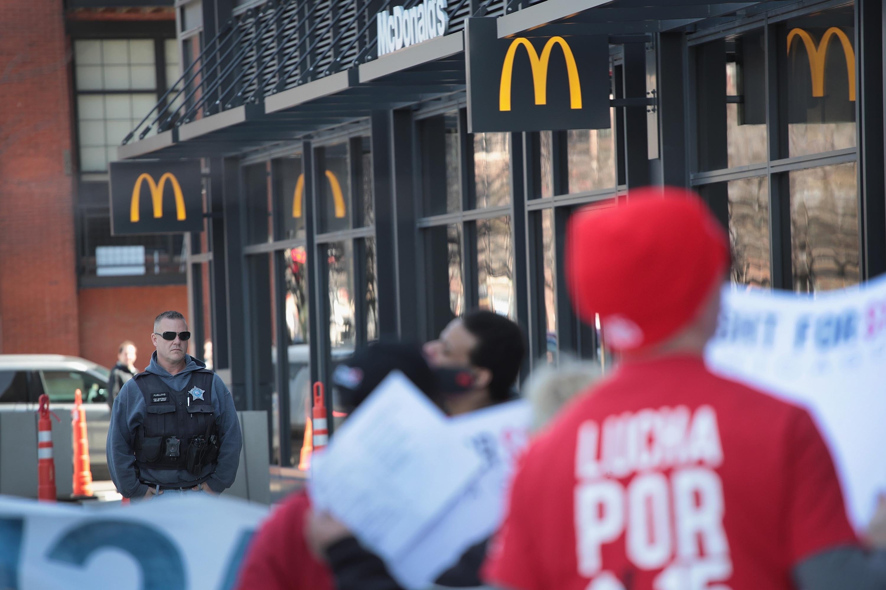 Labor Board sides with McDonald's in landmark case