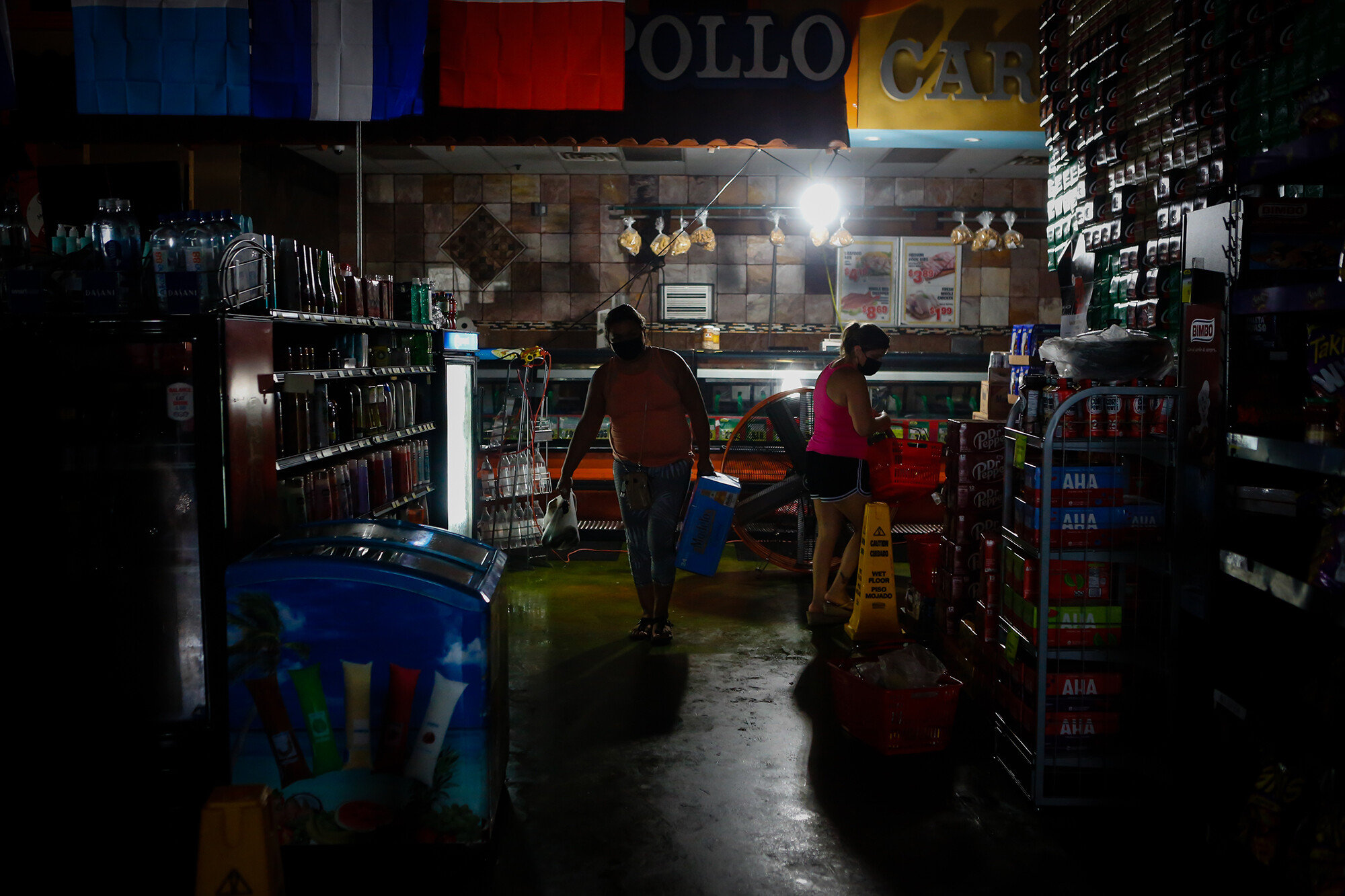 New Orleans businesses survived Katrina and Covid. Now they're contending with Ida