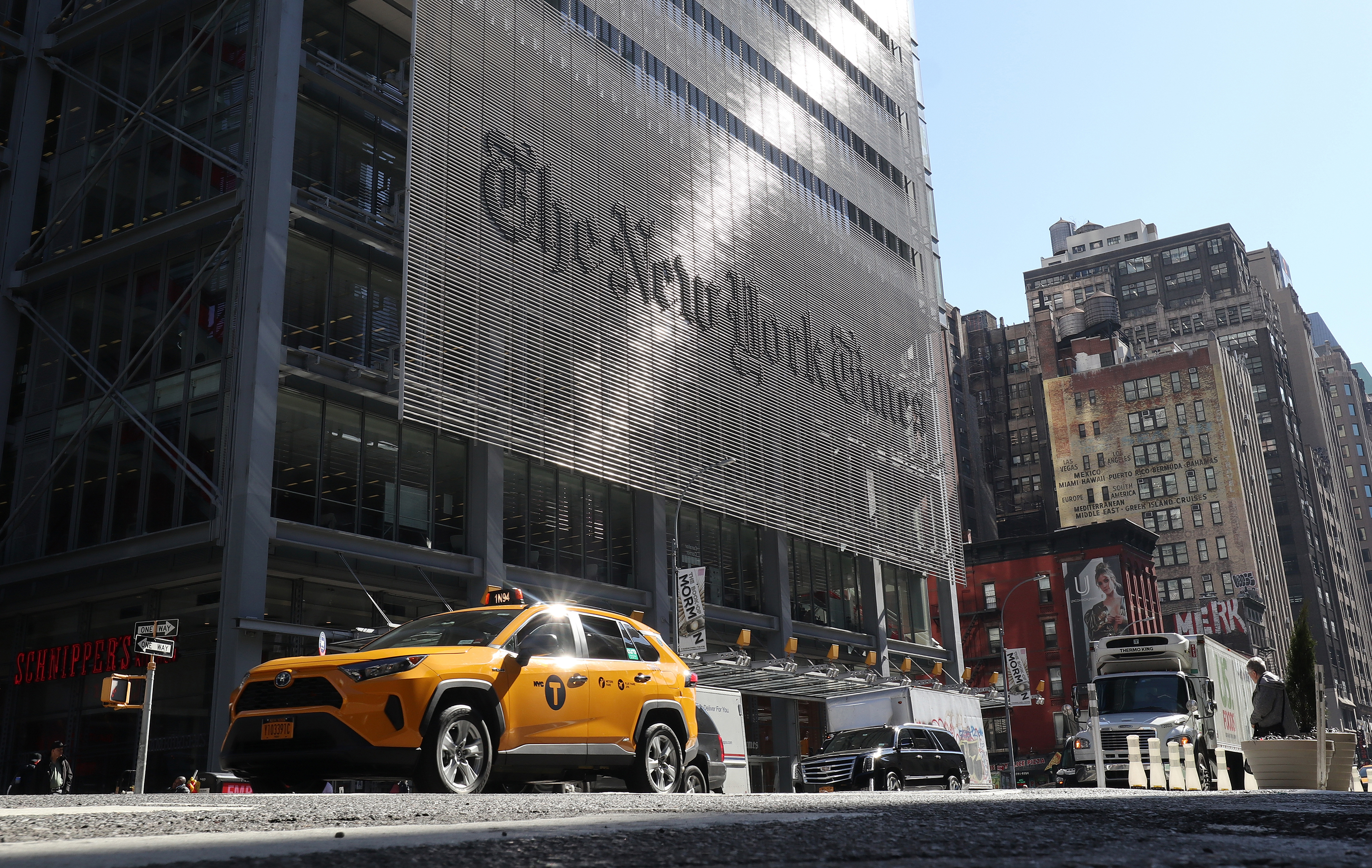 New York Times says controversial Tom Cotton op-ed did not meet its standards