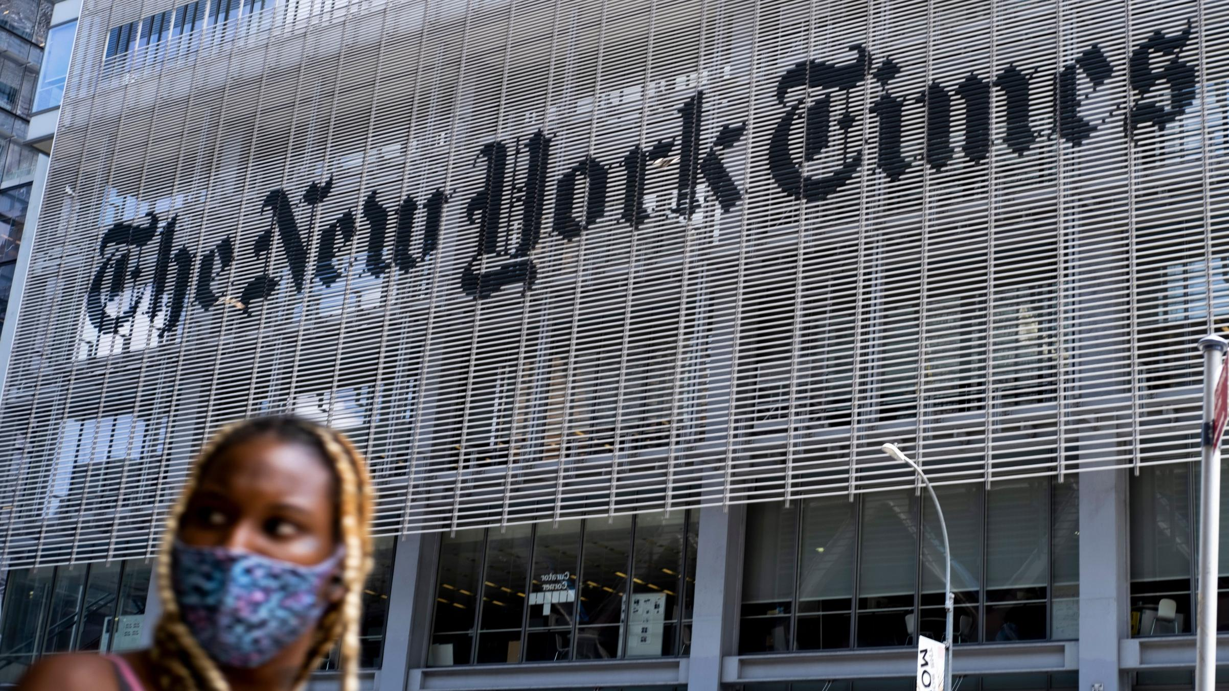 New York Times' digital revenue exceeds print for first time ever