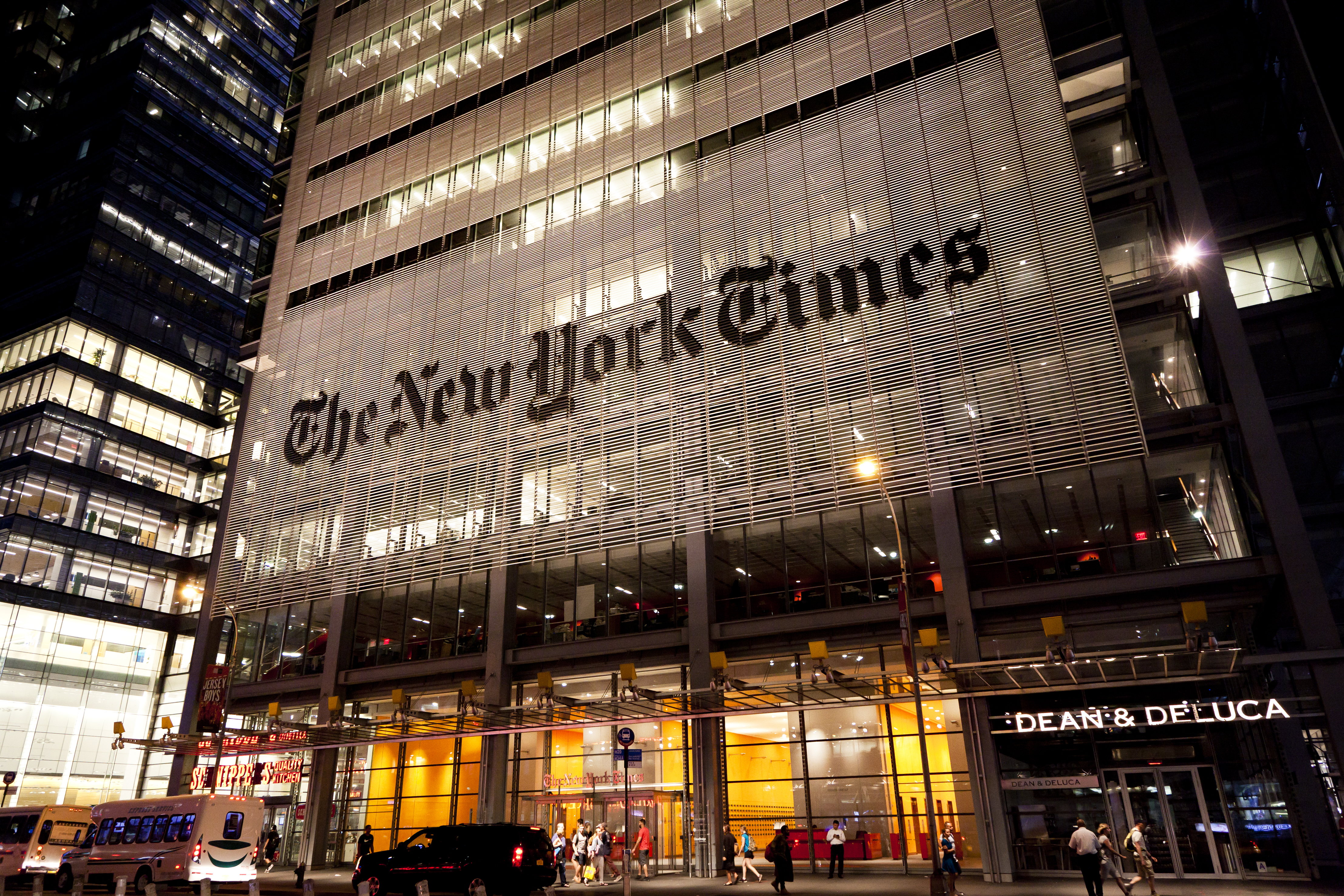 New York Times staffers revolt over publication of Tom Cotton op-ed