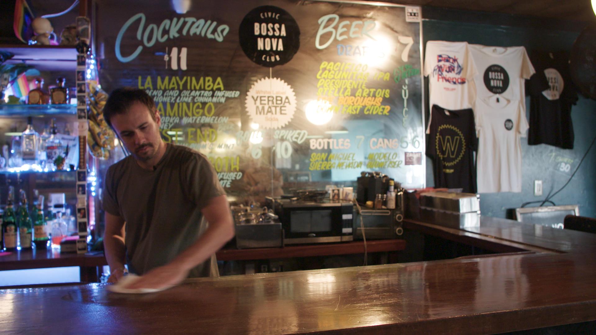 Coronavirus is crushing New York City's bar scene and its workers