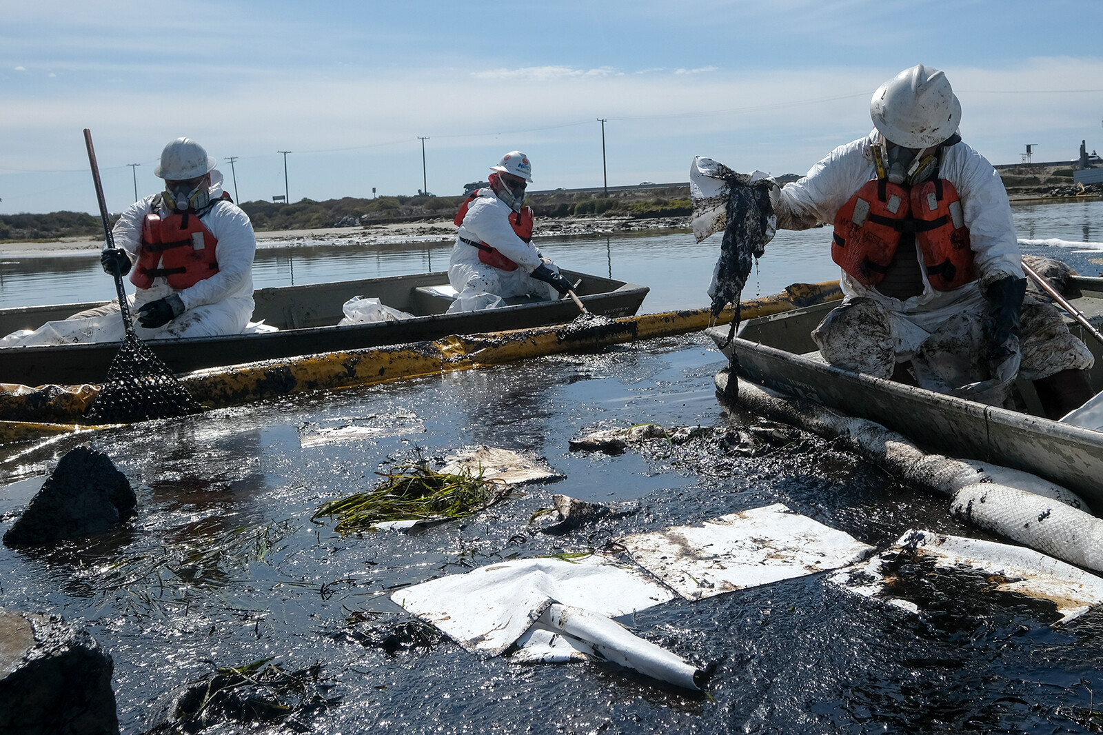 The screwed-up supply chain may have caused California oil spill disaster