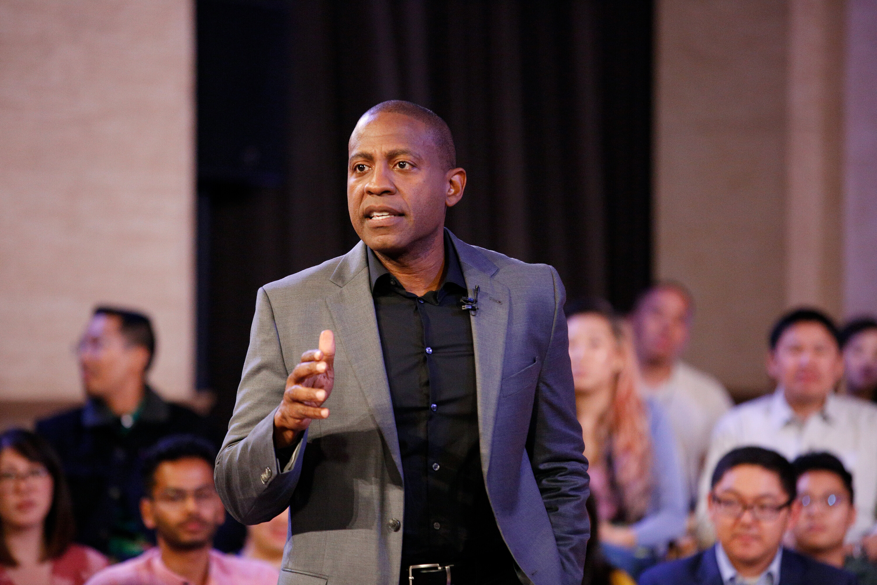 Ozy Media CEO Carlos Watson claims his media startup is no longer shutting down