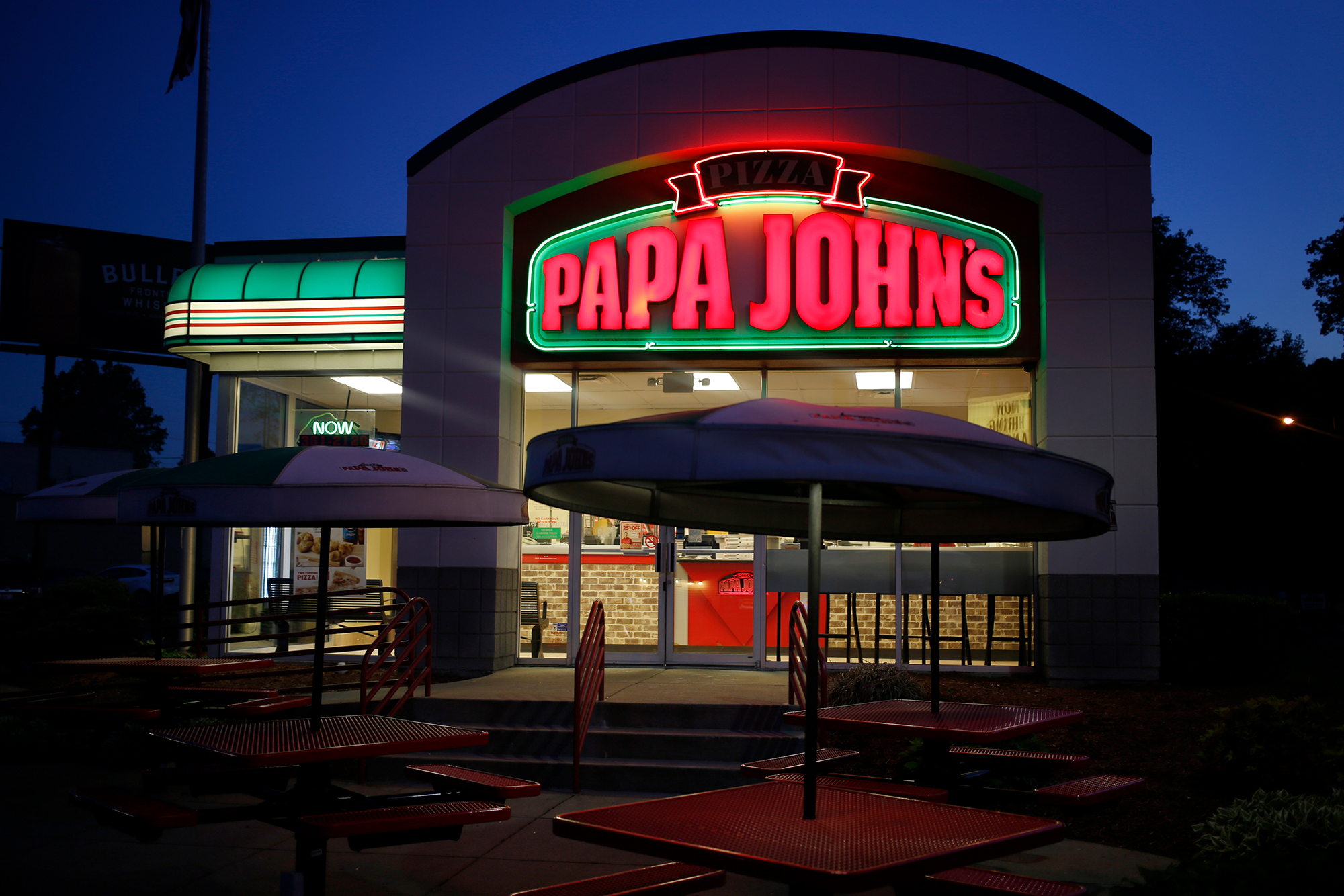 After 36 years, Papa John's moves some operations out of its hometown