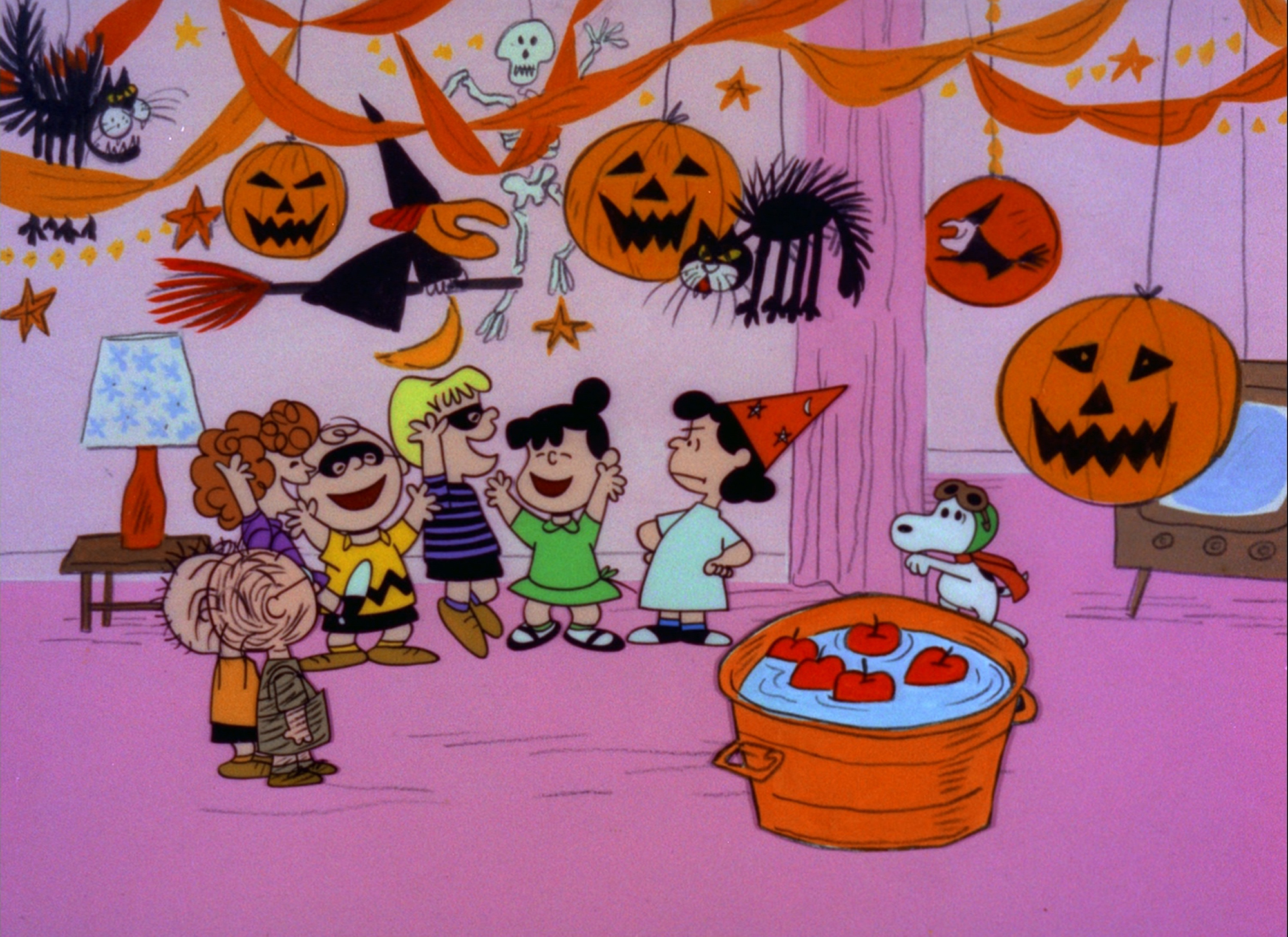 After 54 years on broadcast TV, 'It's the Great Pumpkin, Charlie Brown' moves to Apple TV+