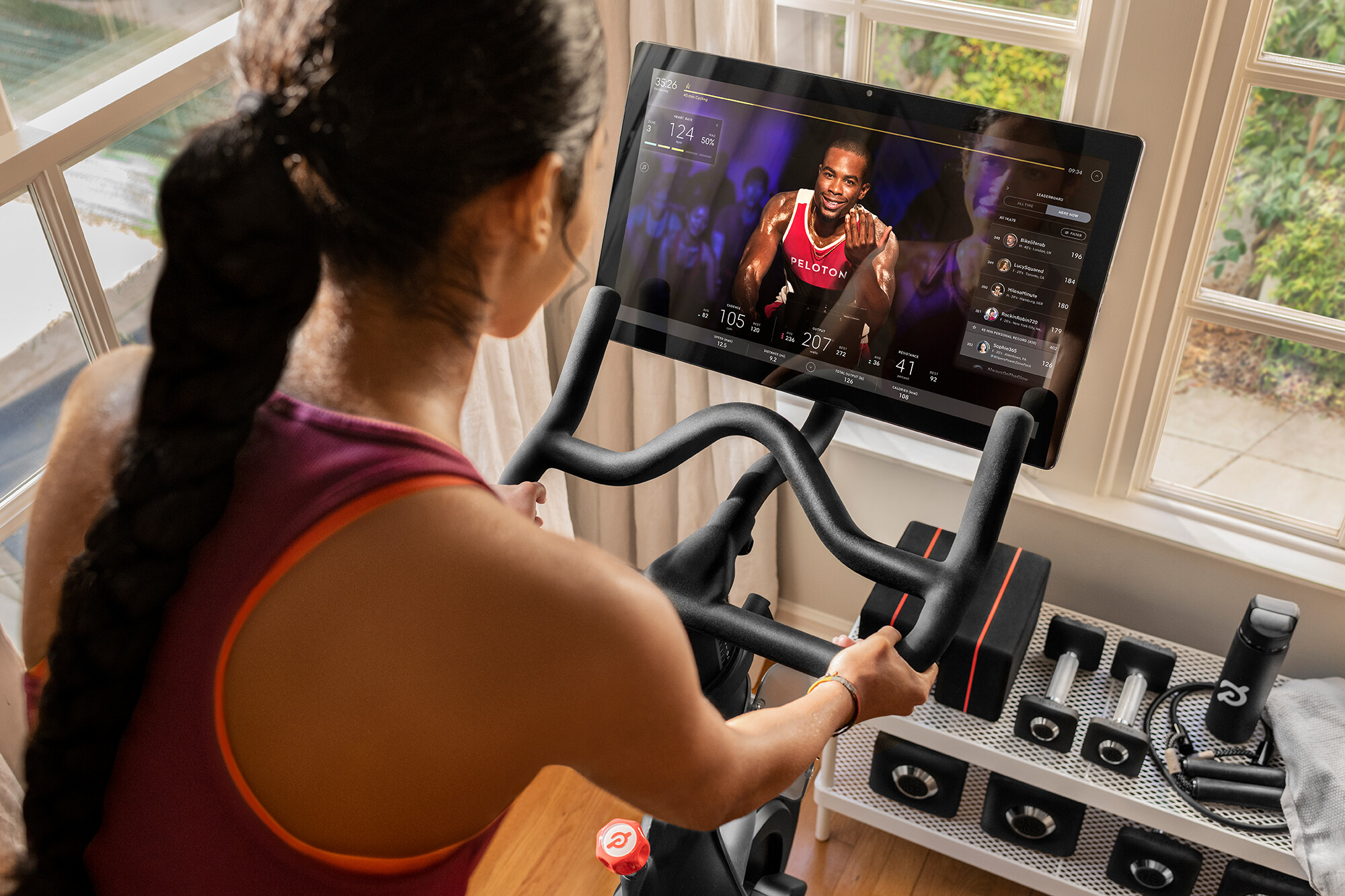 Peloton is giving its bike another price cut