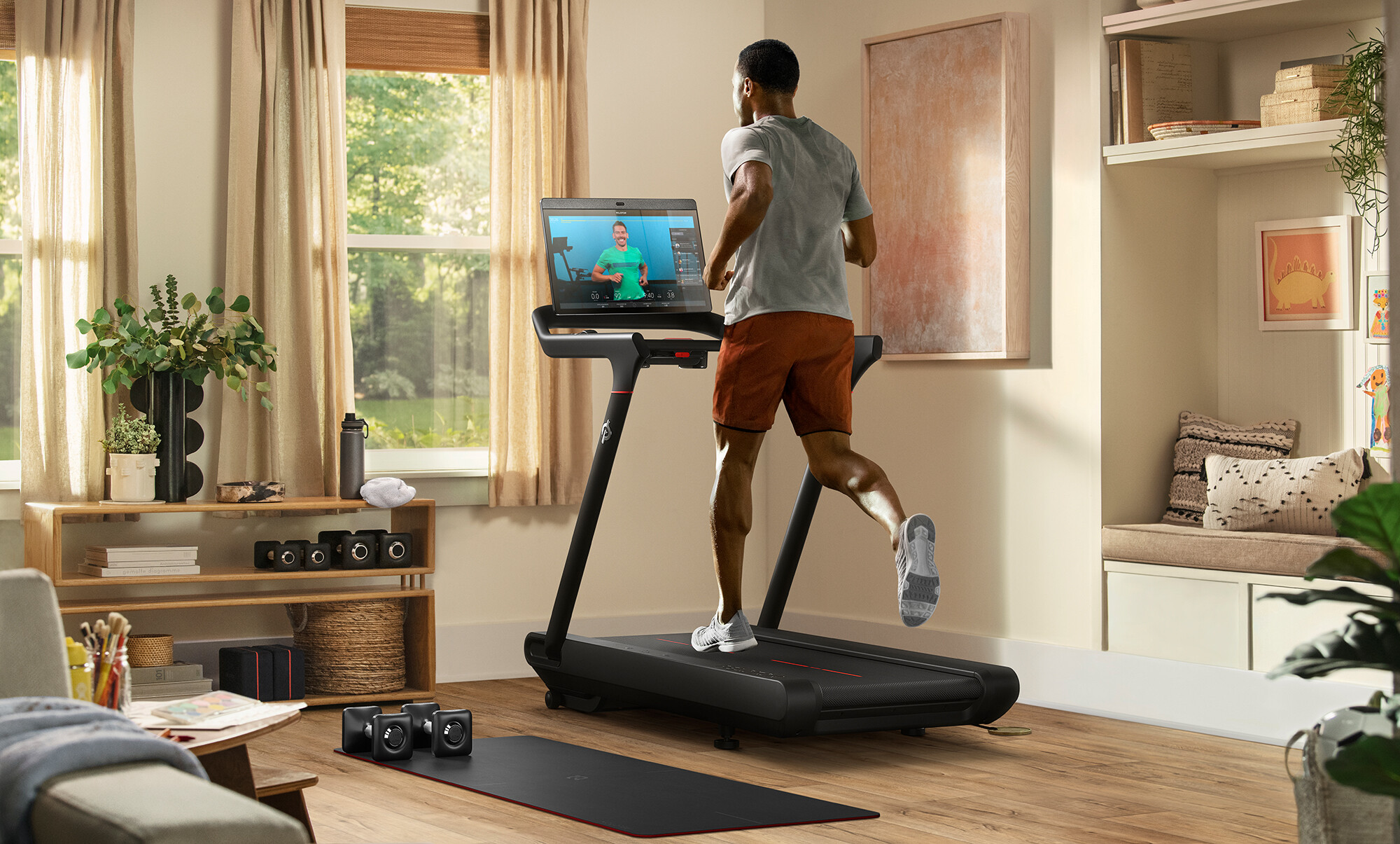 Peloton's lower-end treadmill is finally going on sale after addressing safety issues