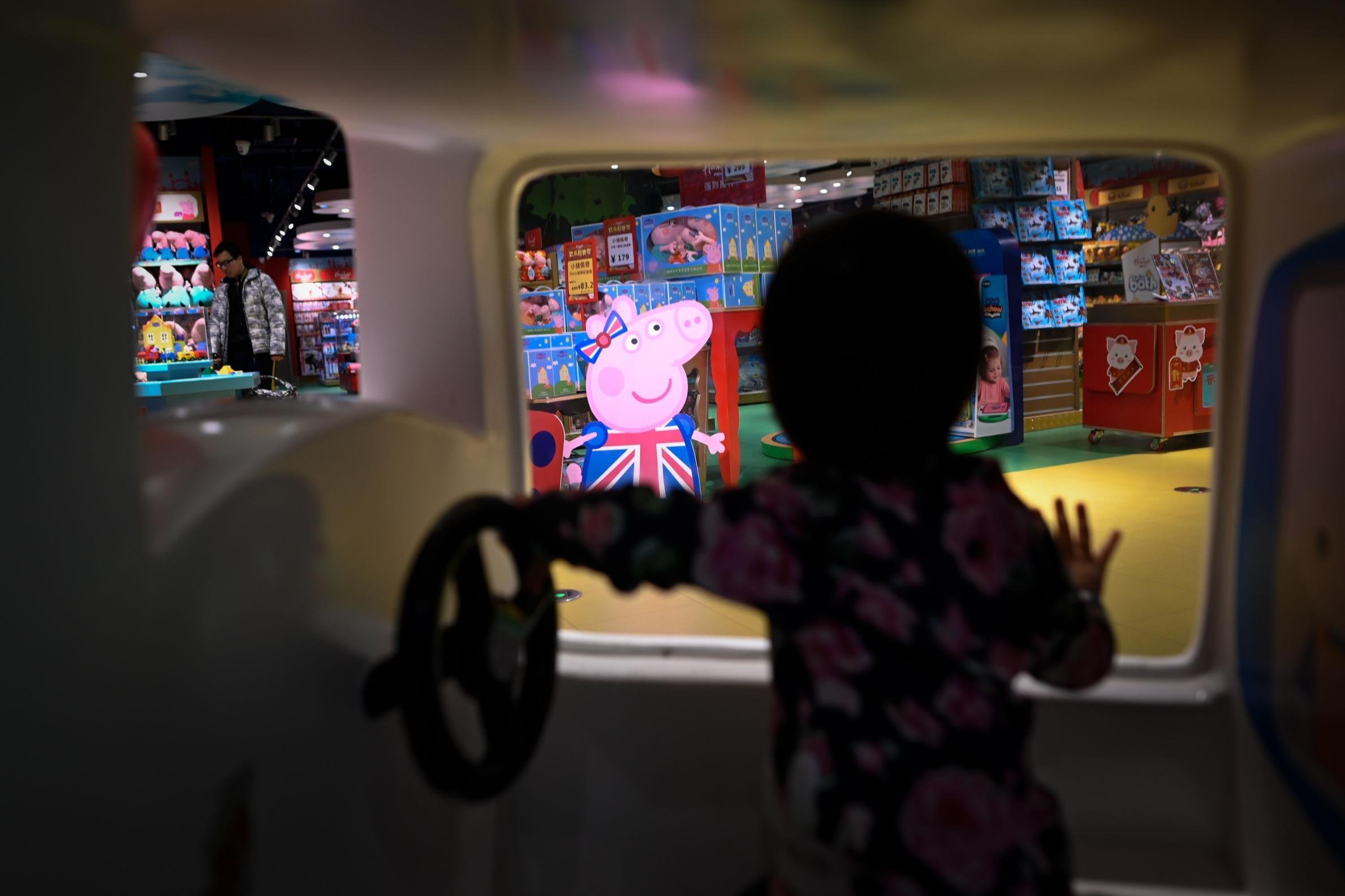 Hasbro strikes deal to buy Peppa Pig owner for $4 billion