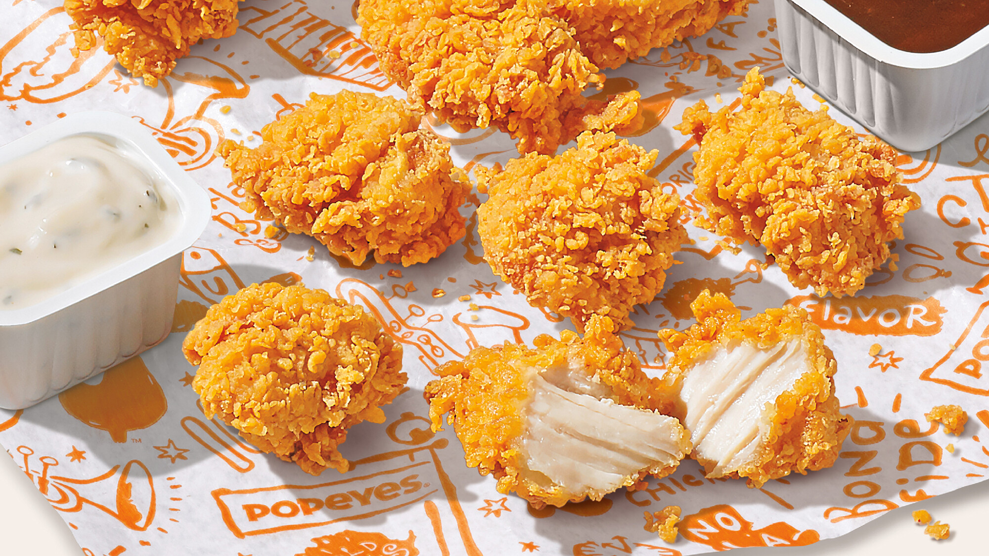 Popeyes' chicken sandwich is so popular it's adding nuggets to the menu