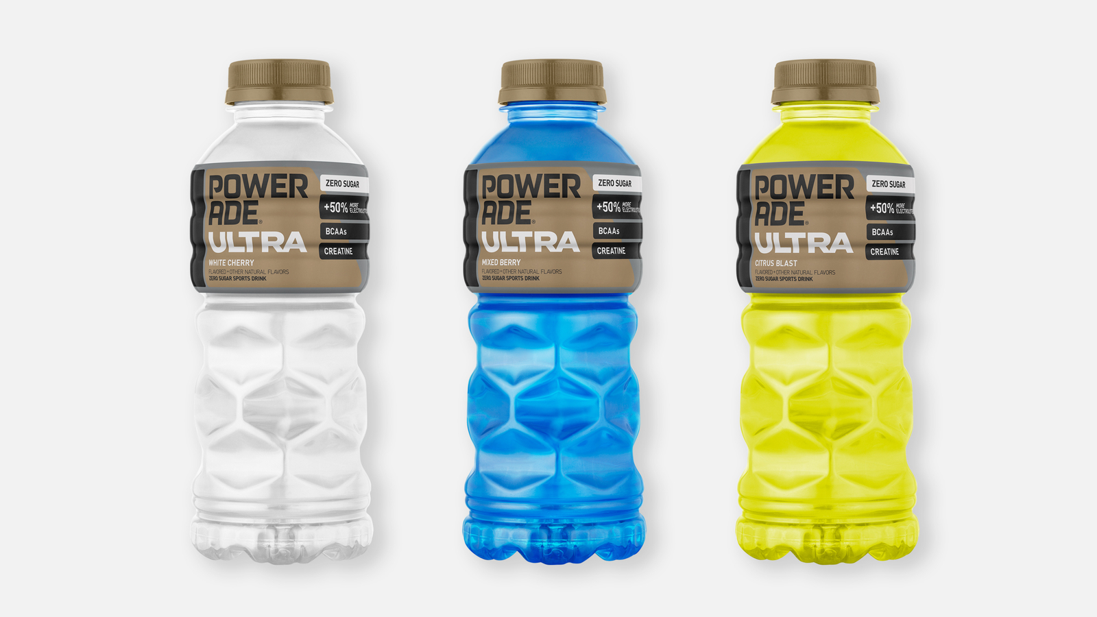 Powerade is getting a makeover for the first time in more than a decade