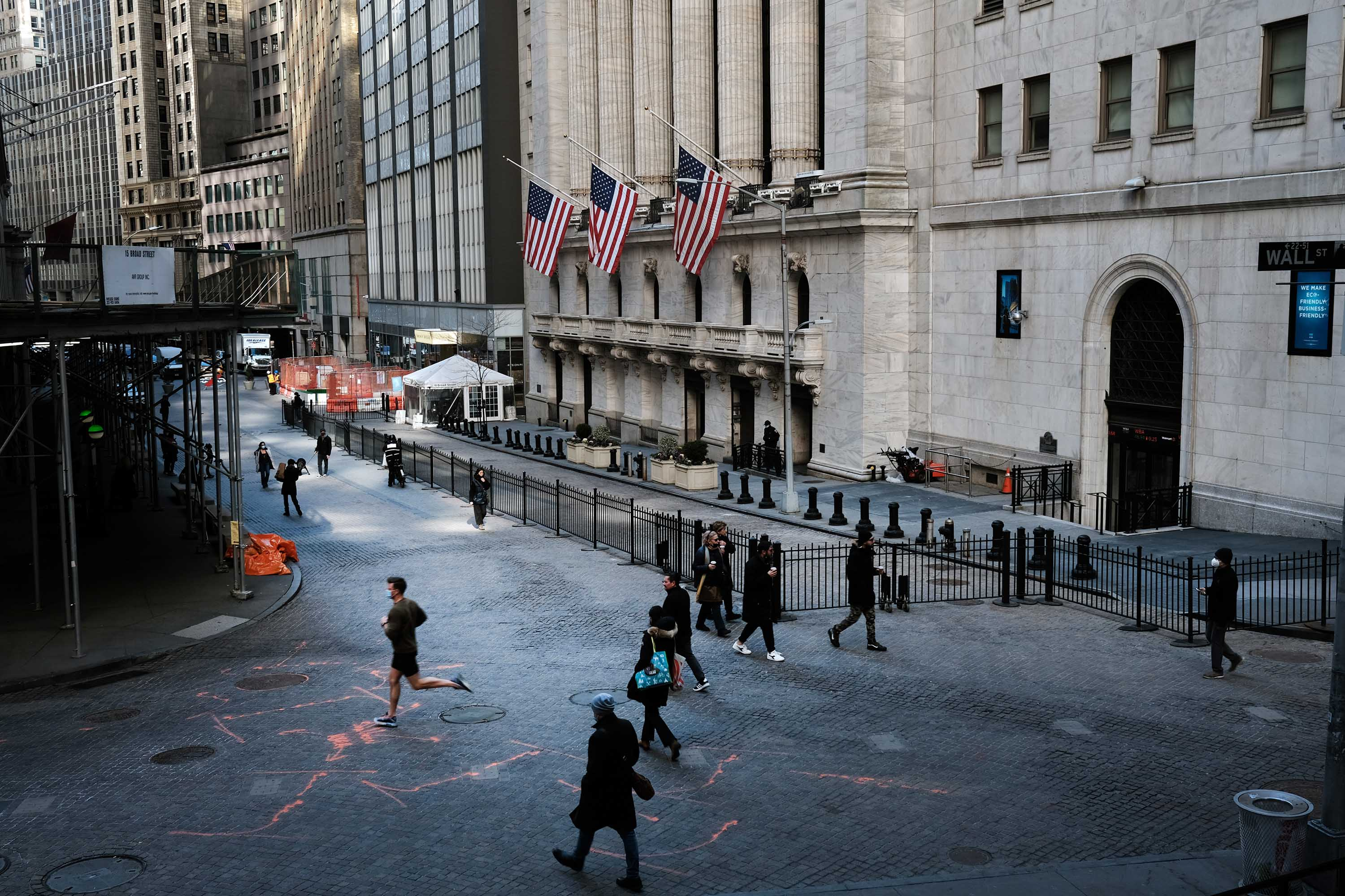 Corporate America's earnings recession is over