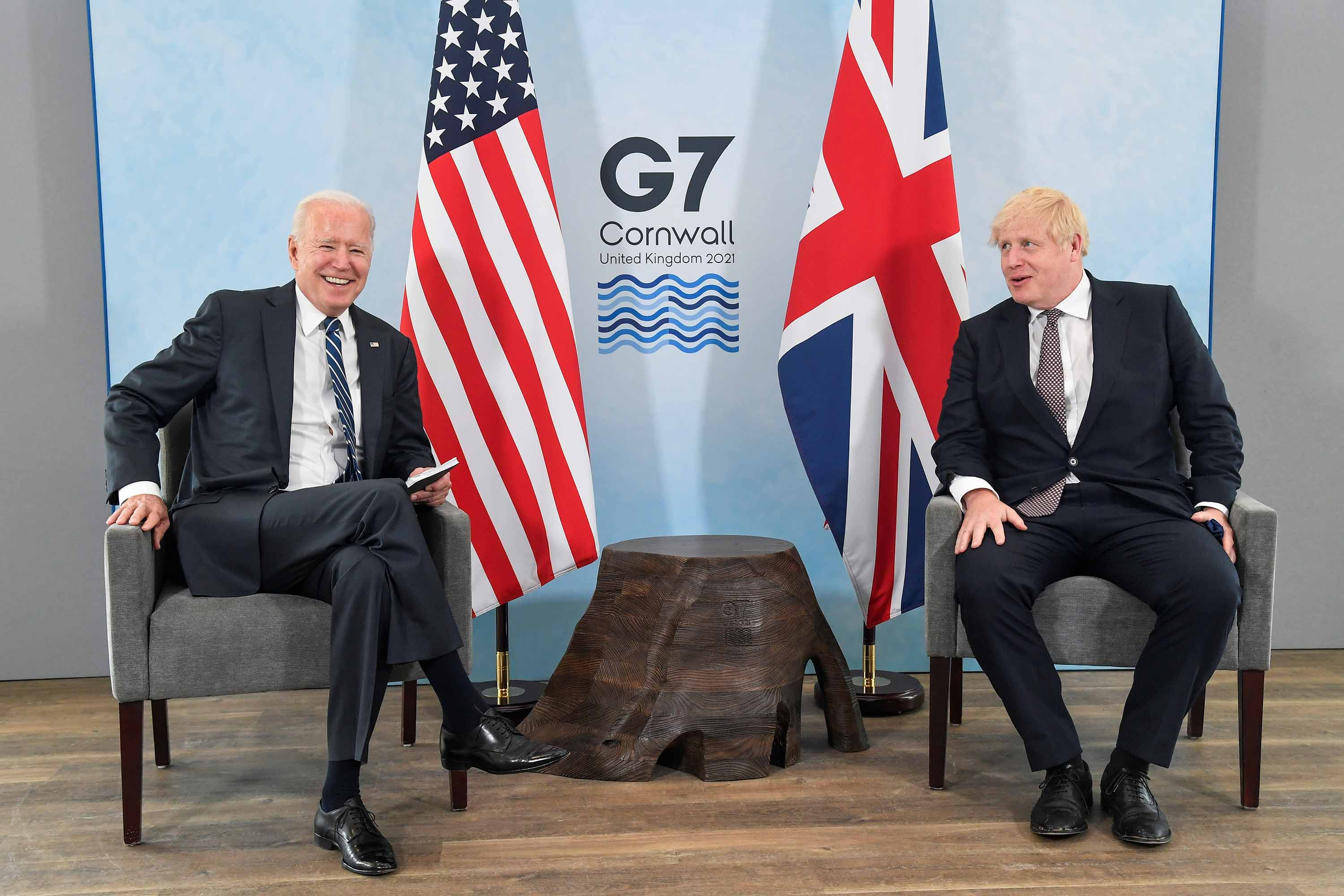 Climate, taxes and China: Investors are watching the G7