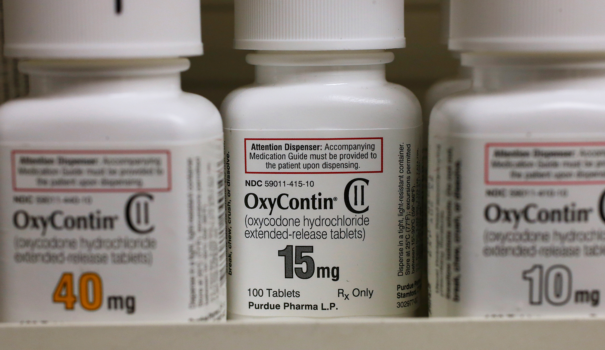 OxyContin maker to plead guilty to federal criminal charges, pay $8 billion, and will close the company