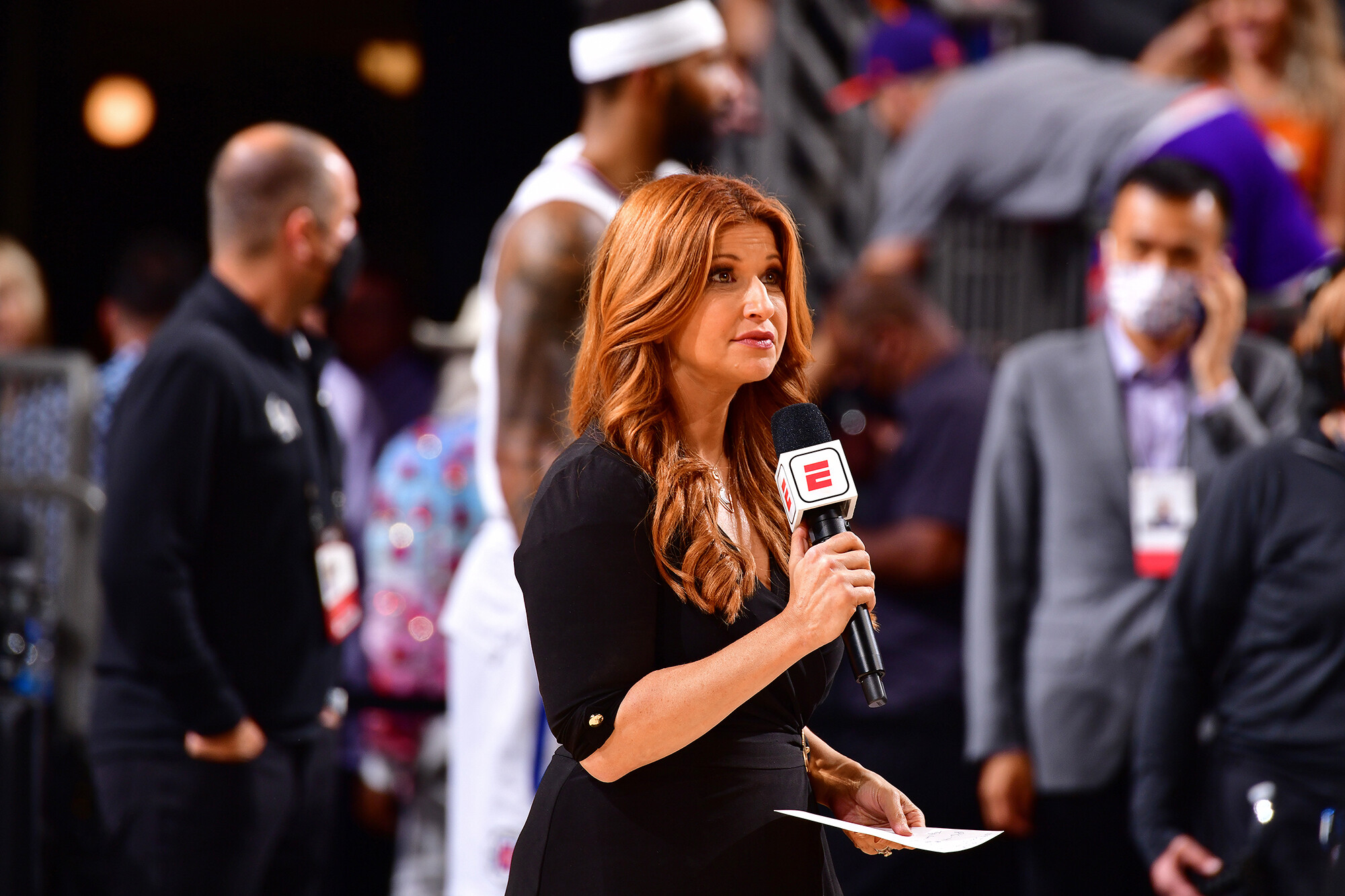 ESPN removes Rachel Nichols from NBA coverage and cancels 'The Jump'