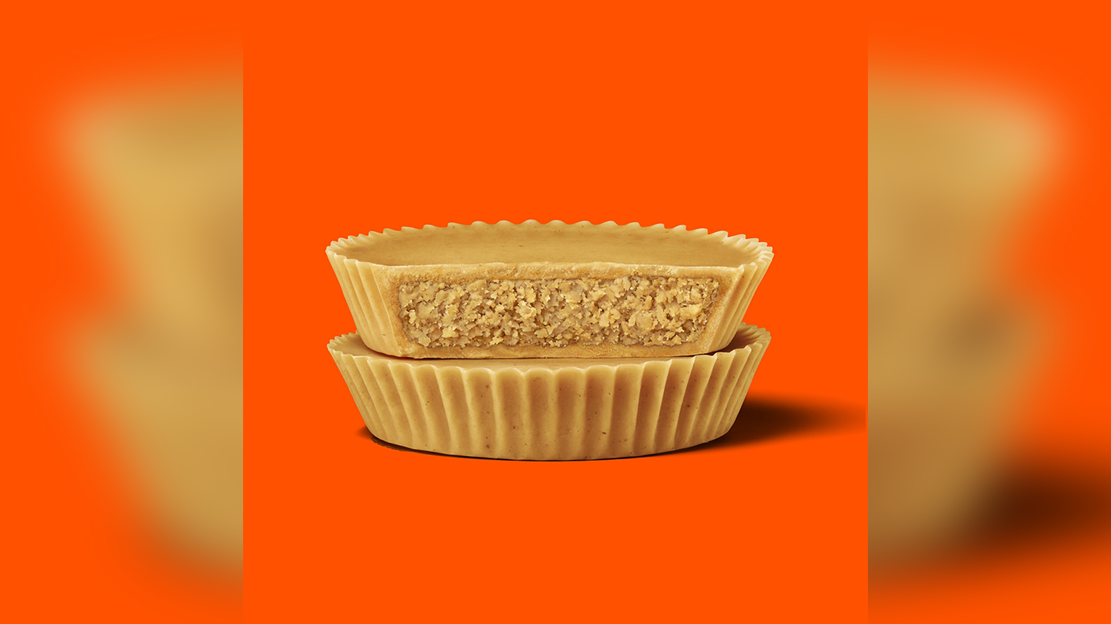 Reese's is launching a peanut butter cup without any chocolate