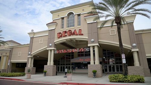 Image for Regal and Cineworld cinemas are shutting down across the US and UK