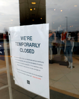 Half a million Americans were furloughed by major department stores this week