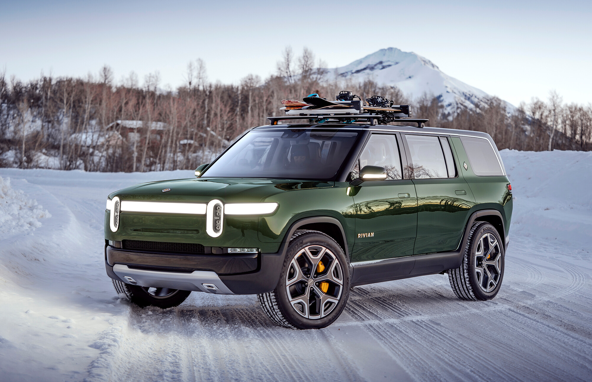 Rivian files to go public with IPO, reportedly seeking valuation up to $80 billion