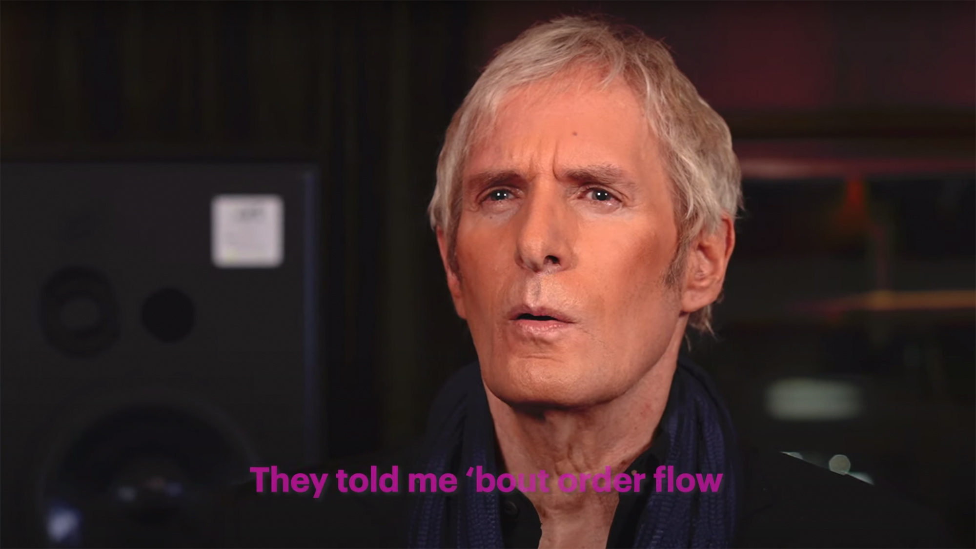 Michael Bolton wants you to break up with Robinhood. Yes, that Michael Bolton
