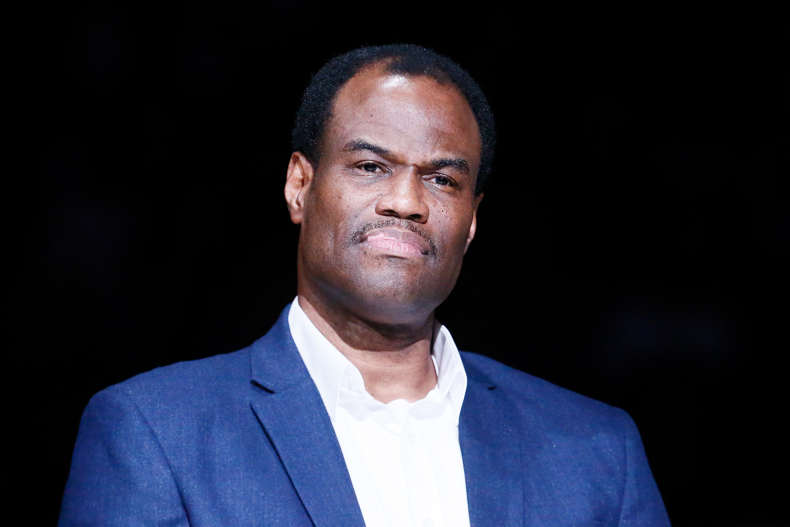 NBA Hall of Famer David Robinson says the black community is tired of business as usual