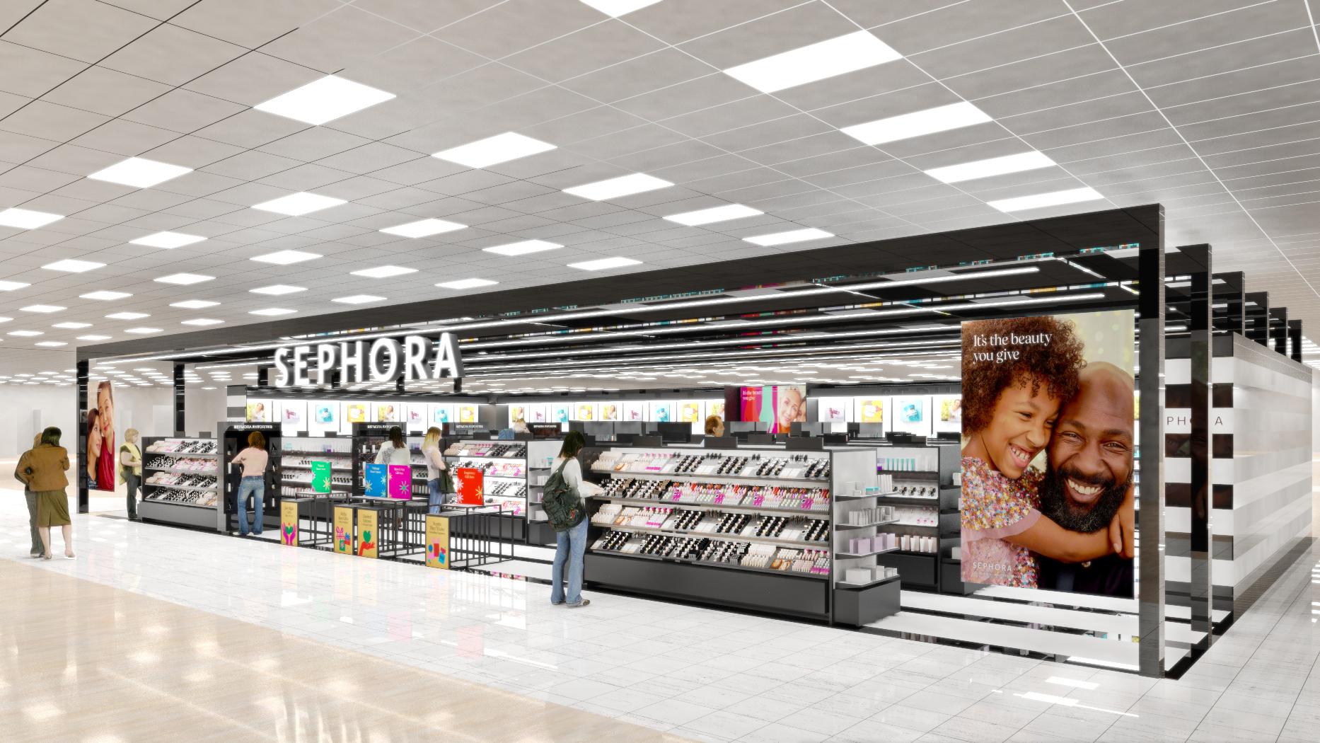 Sephora is opening up mini shops inside Kohl's stores