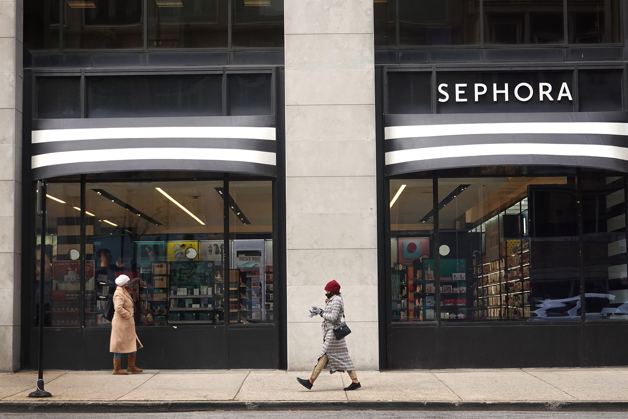 Sephora is opening more stores as it moves beyond the mall