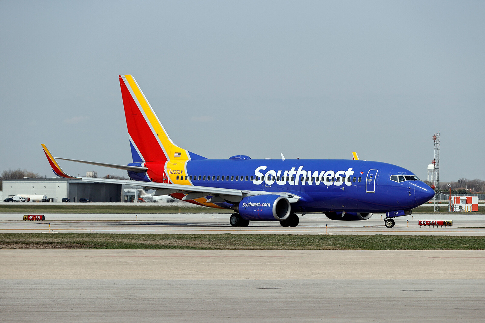 Southwest canceled more than 2,000 weekend flights and the disruption continues