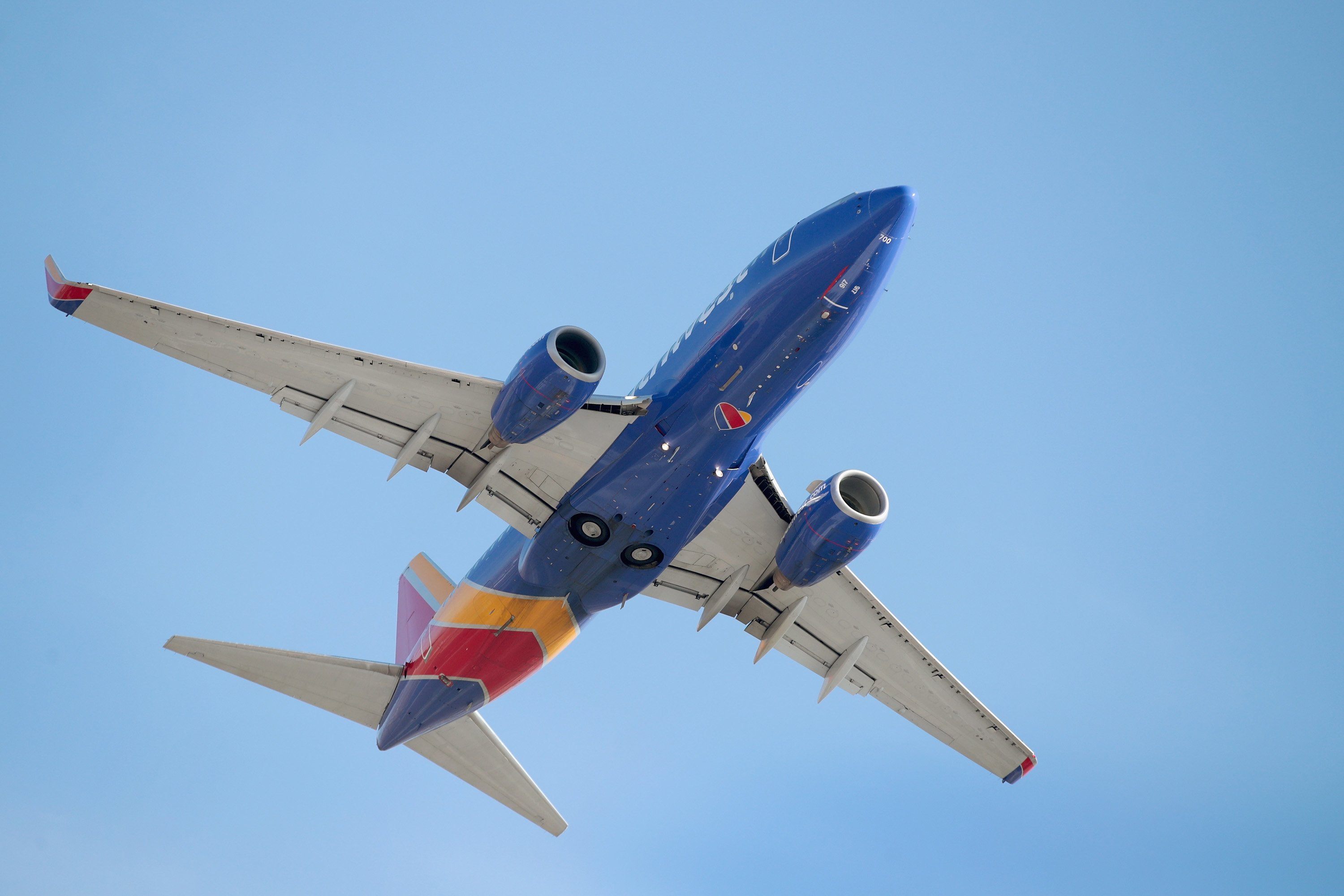 Southwest Airlines flew jets without full knowledge of their repair histories