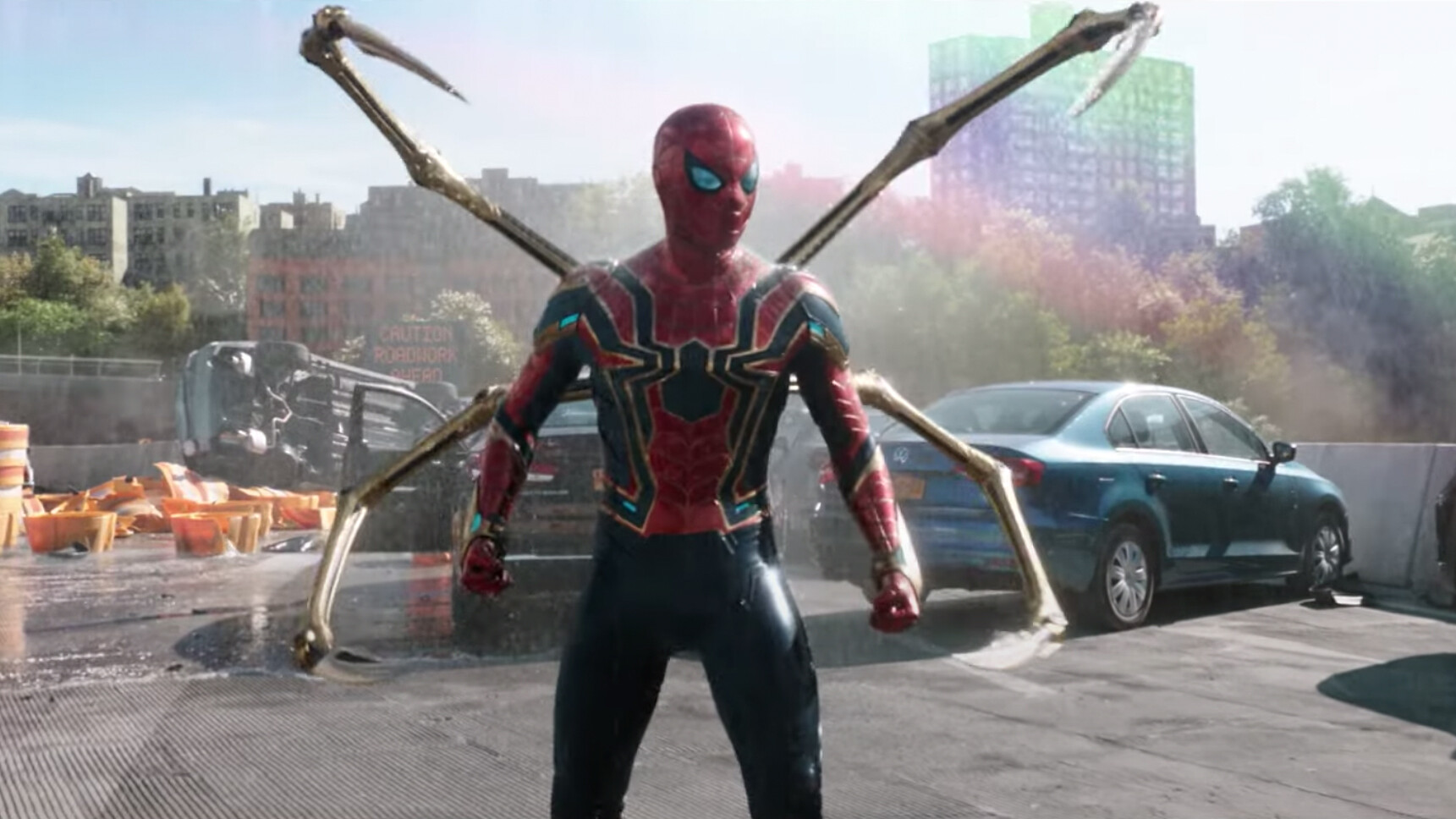 'Spider-Man: No Way Home' trailer has a few surprises in store