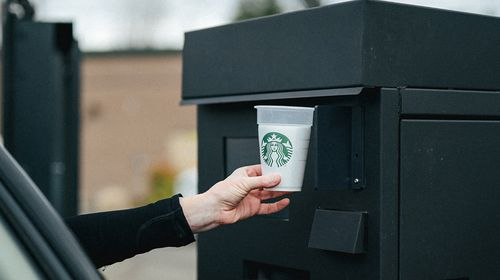 Image for Starbucks' experimental new cup costs extra, but it's worth it