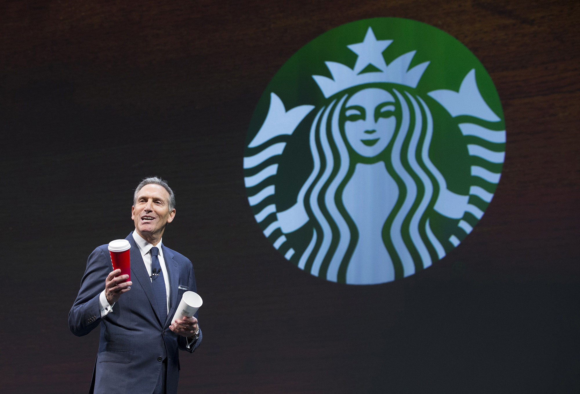 Xi Jinping wants Starbucks and Howard Schultz to help repair US-China ties