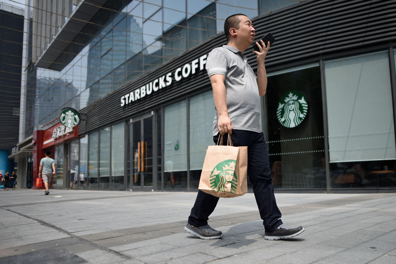 Starbucks has closed more than half of its Chinese stores because of coronavirus