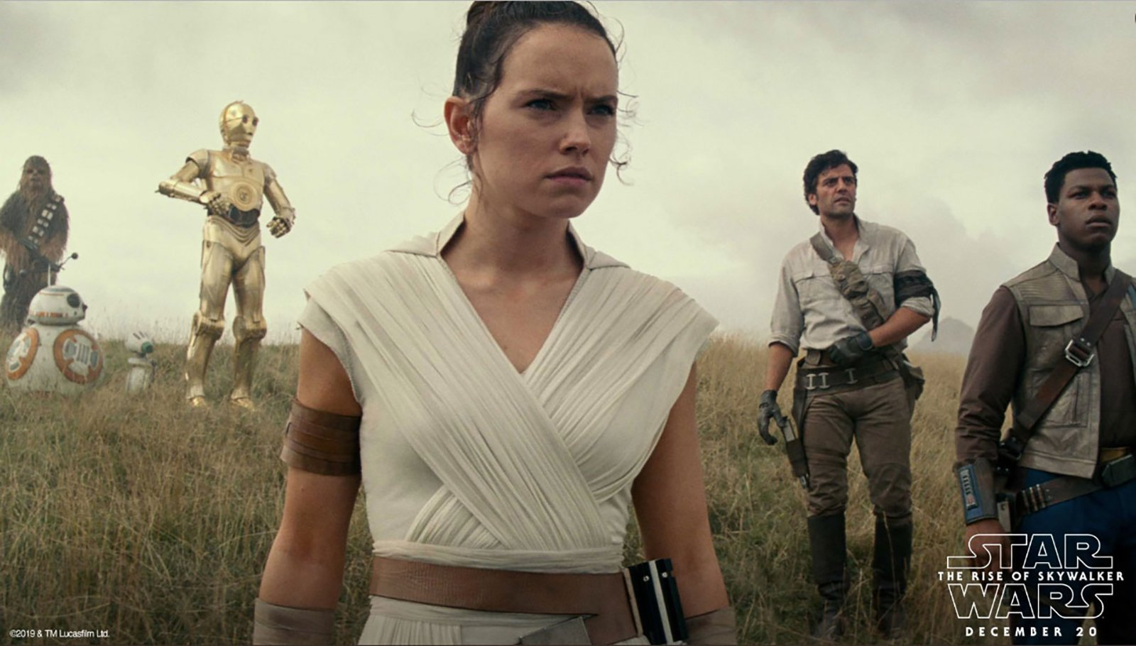 'Star Wars: The Rise of Skywalker' trailer showcases the final chapter of the Skywalker saga