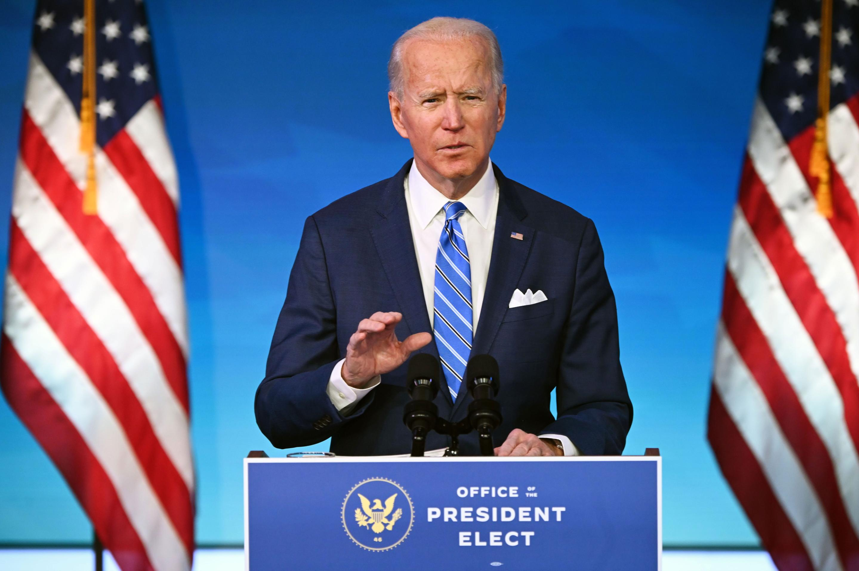 Joe Biden's proposed stimulus checks are a lousy way to fix the economy