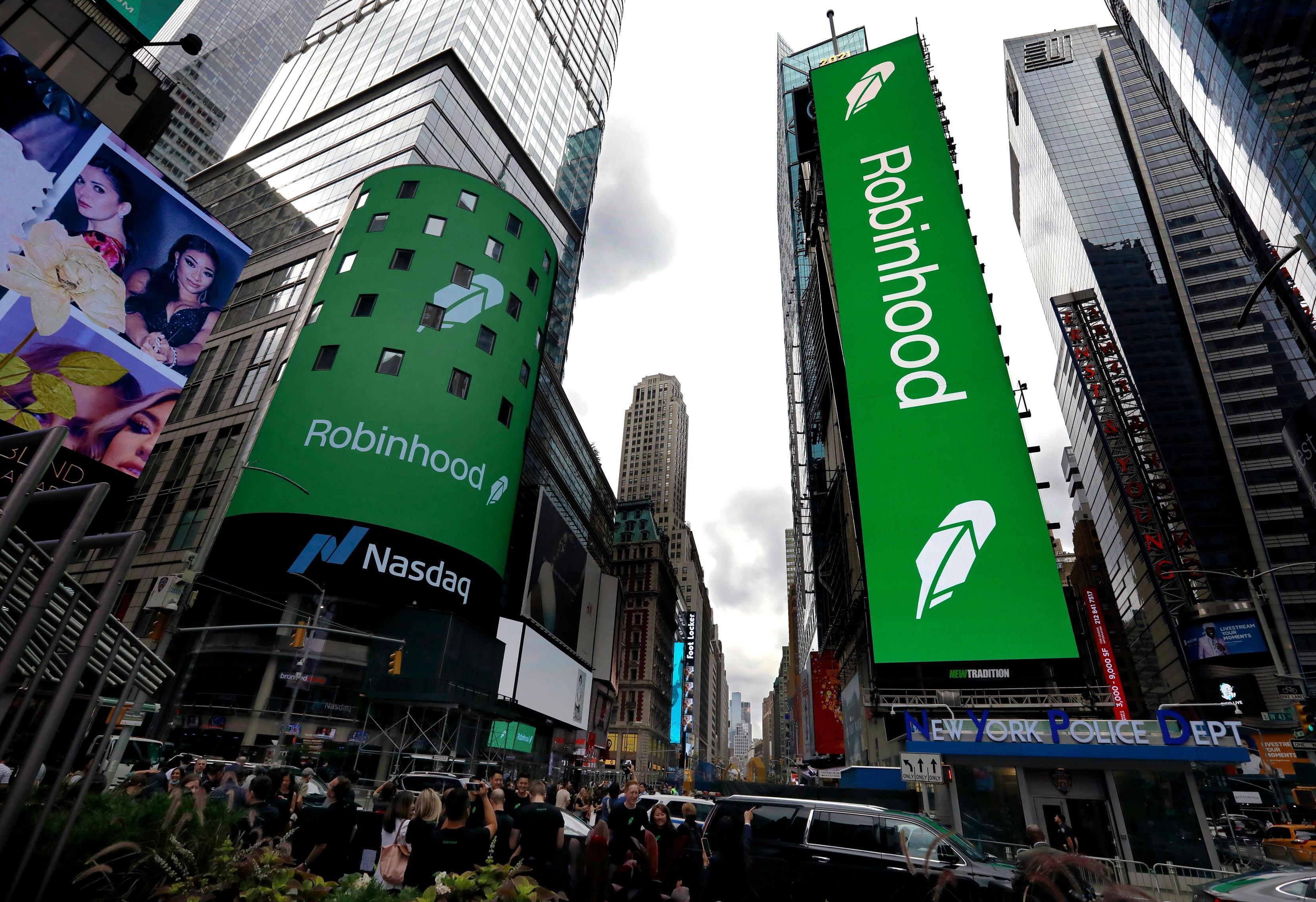 Robinhood brings the meme stock phenomenon full circle