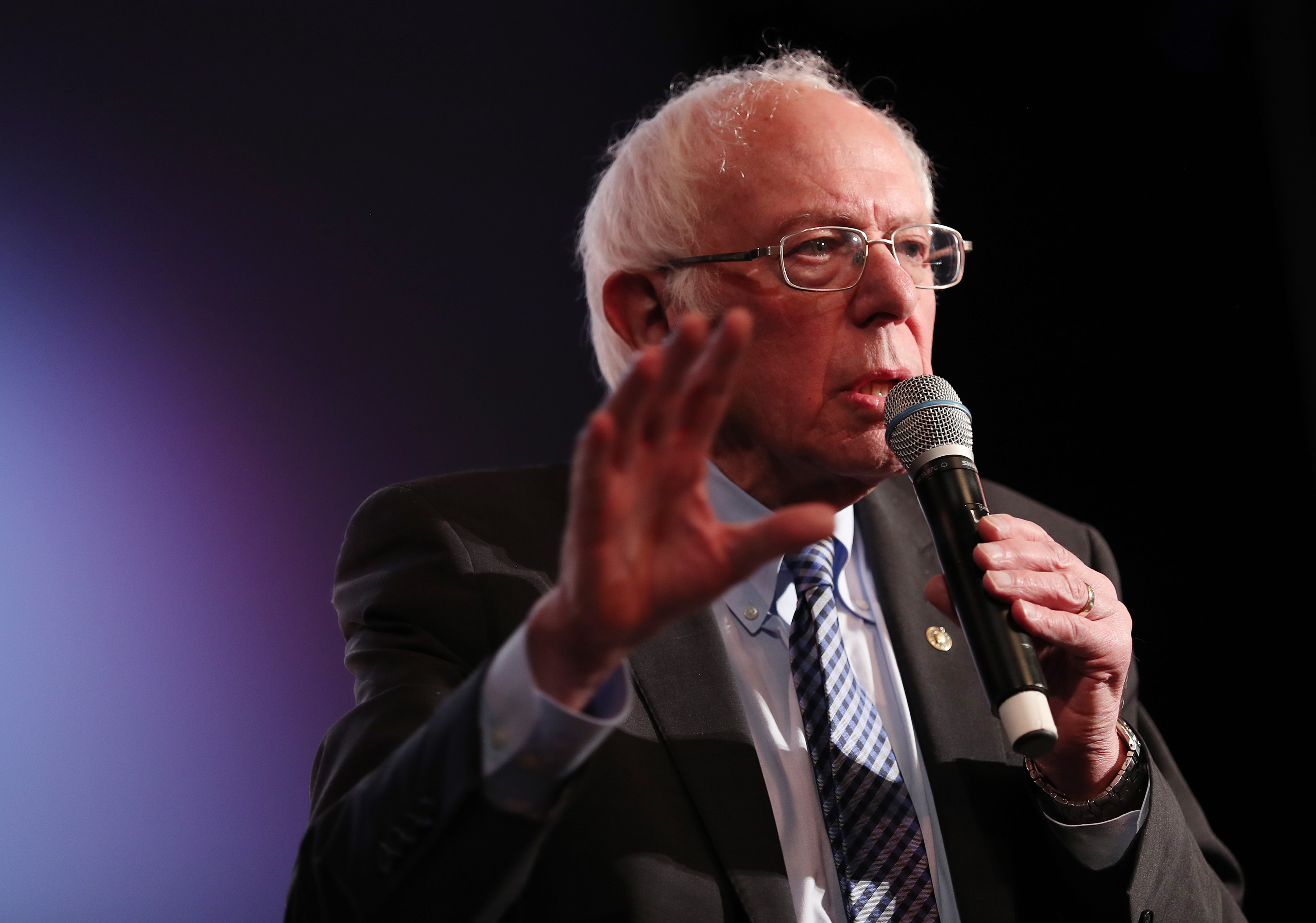 How Bernie Sanders could actually be helping the stock market