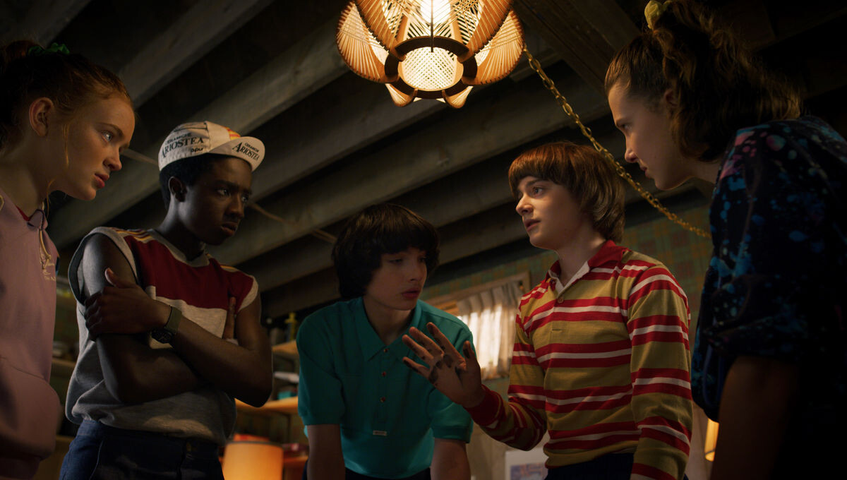 Netflix teases a return to the haunted world of 'Stranger Things'